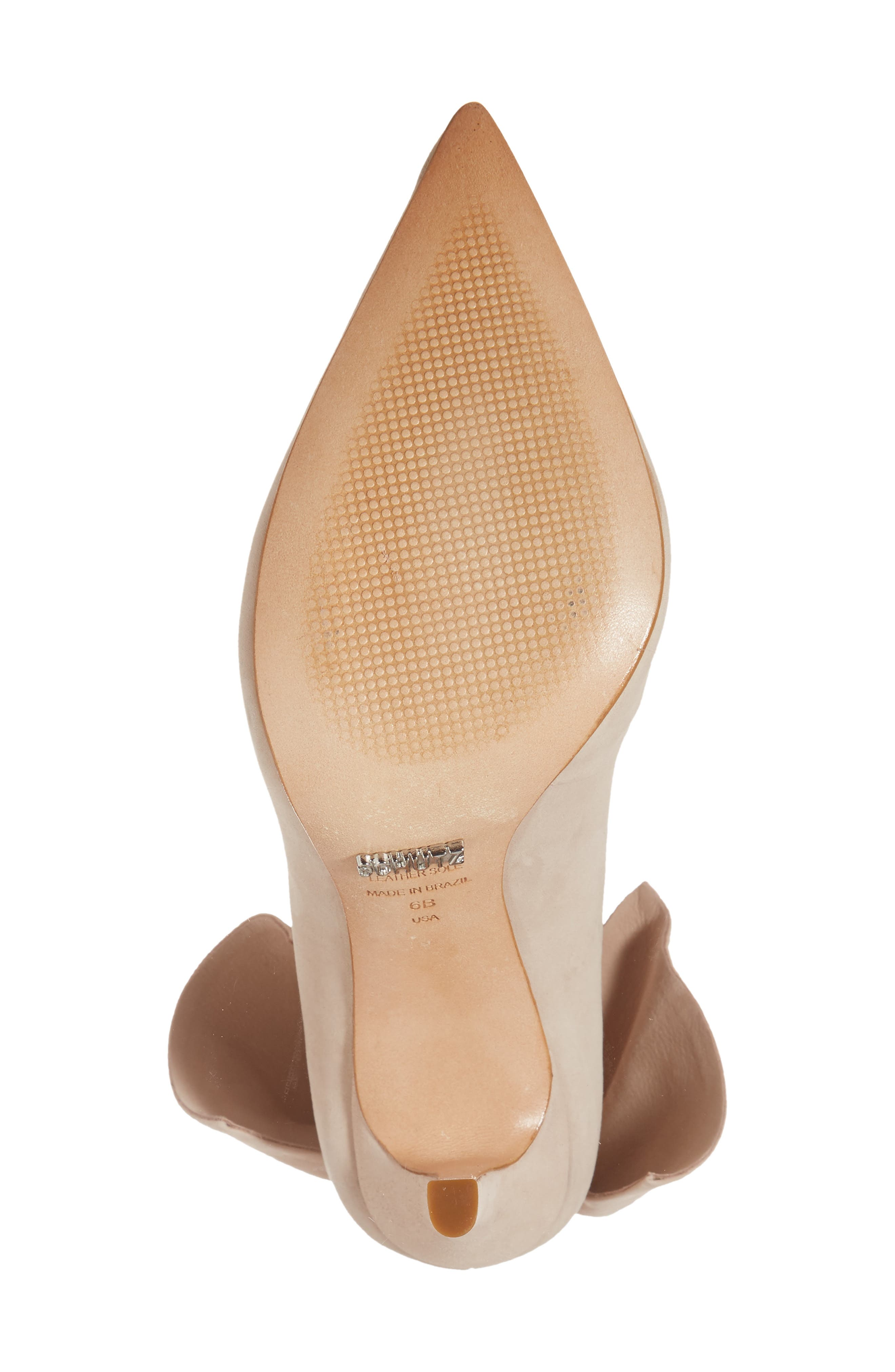 Blasiana Bow Pump,                             Alternate thumbnail 6, color,                             Bellini Leather