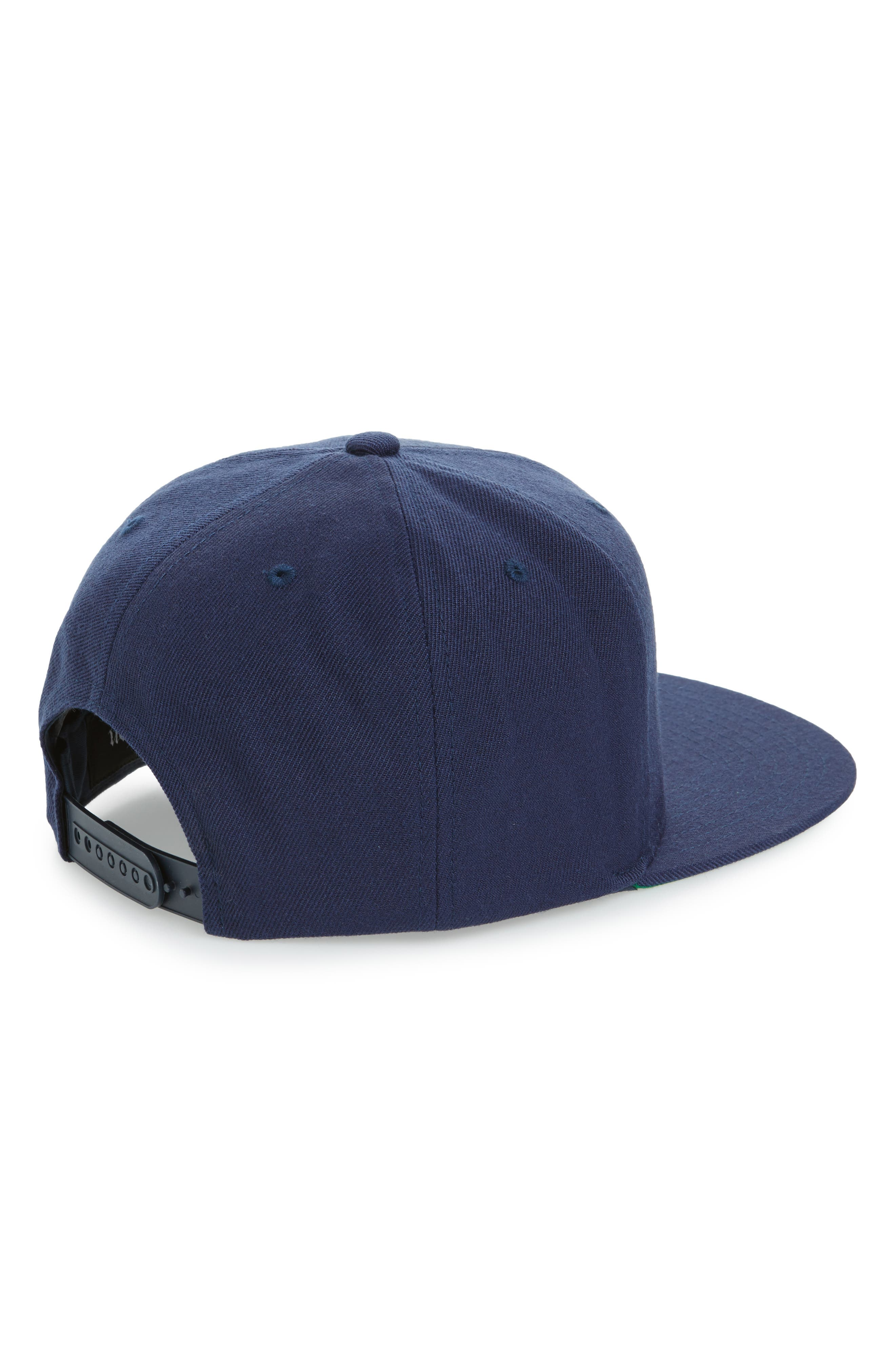 Alternate Image 2  - Brixton 'Jolt' Snapback Cap