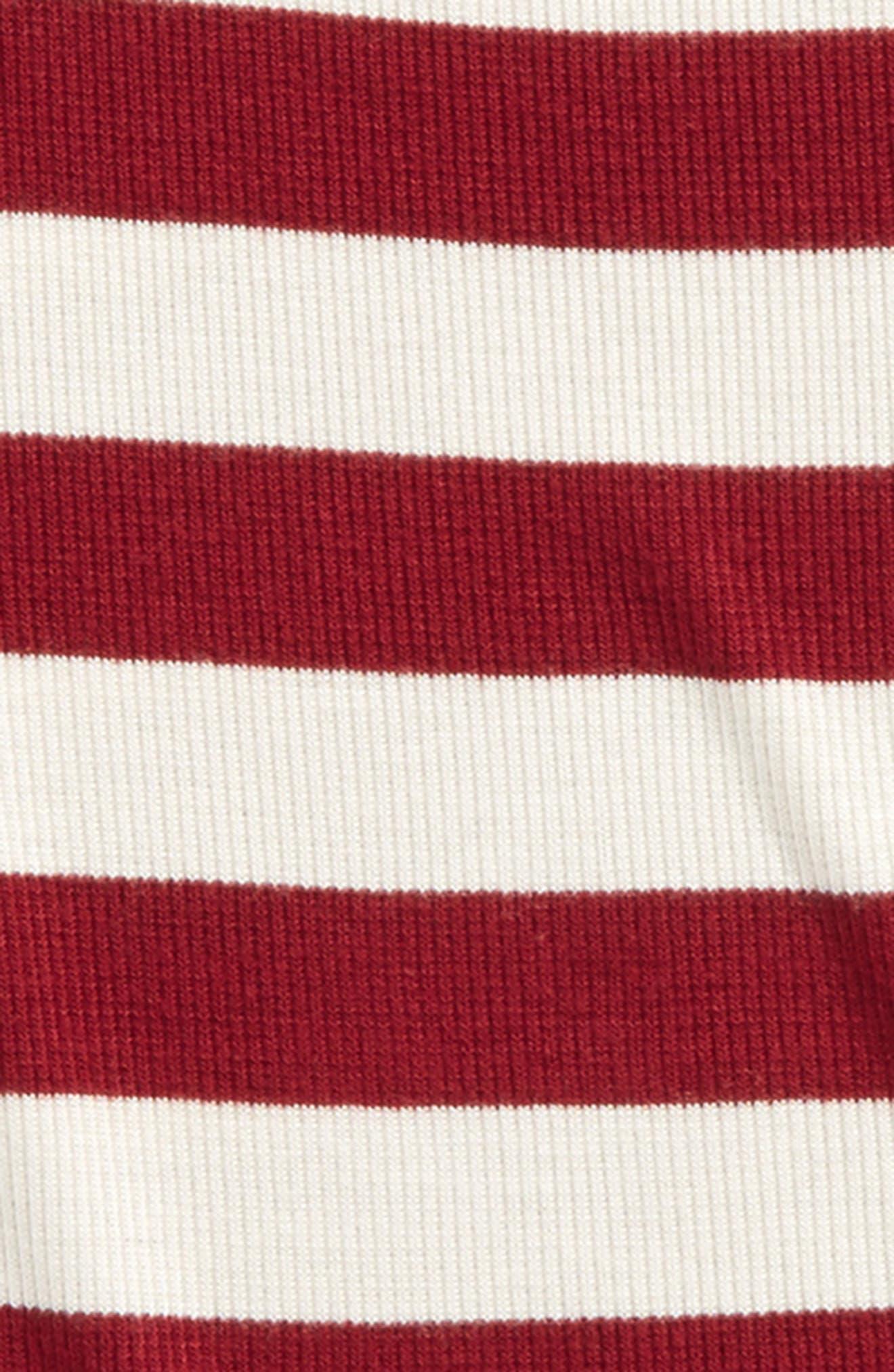 Swing Tank,                             Alternate thumbnail 2, color,                             Red Samba- Ivory Stripe