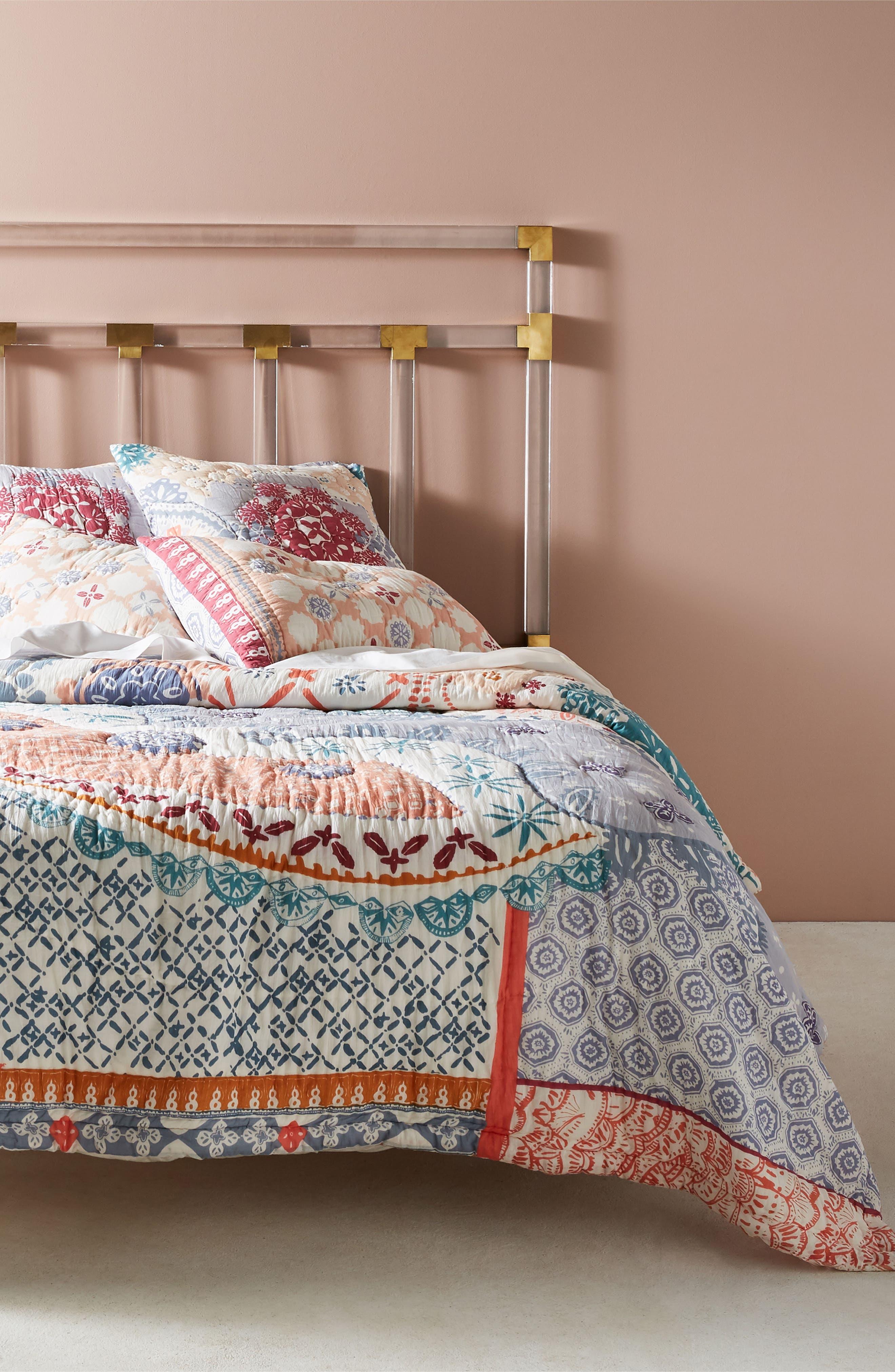 Laterza Quilt,                         Main,                         color, Blue Multi