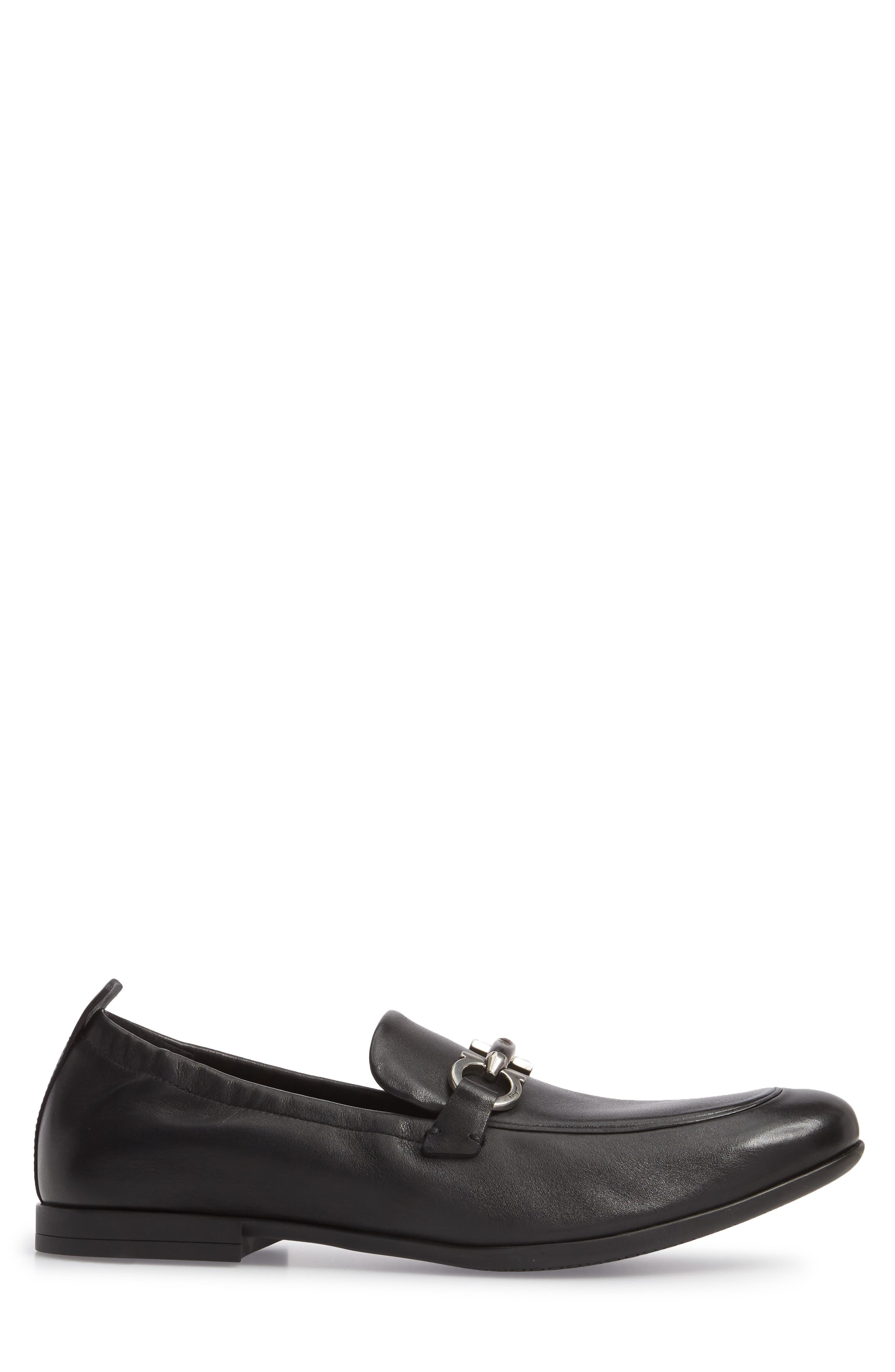 Celso Bit Loafer,                             Alternate thumbnail 3, color,                             Nero