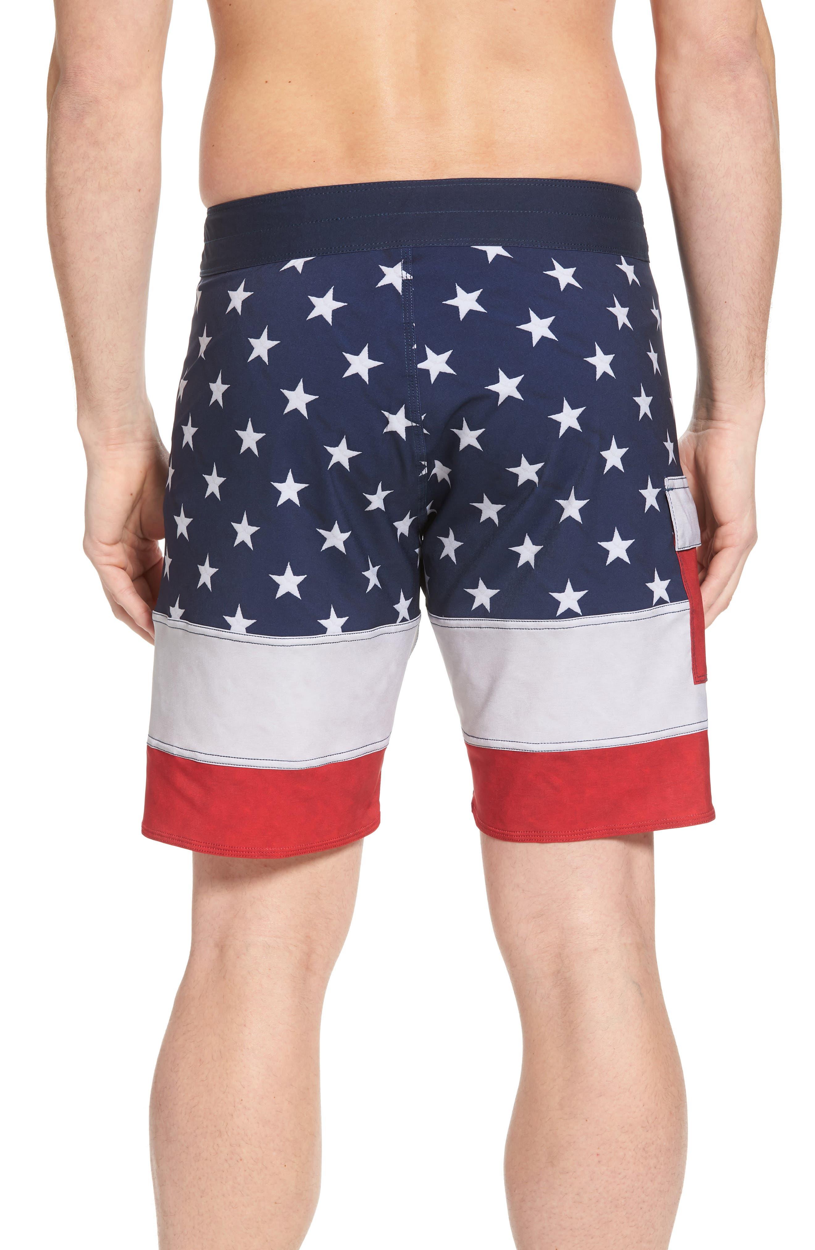 Pump X Board Shorts,                             Alternate thumbnail 2, color,                             Navy