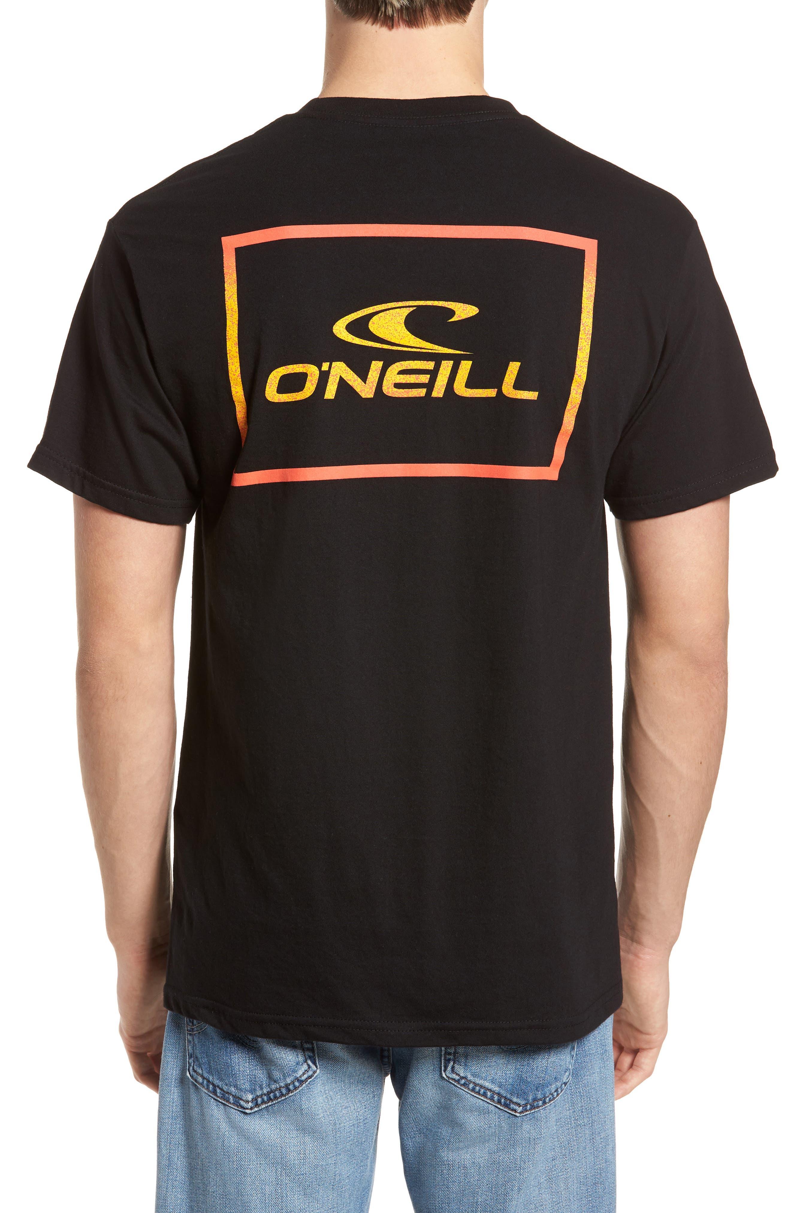 Square Root Graphic T-Shirt,                             Alternate thumbnail 2, color,                             Black