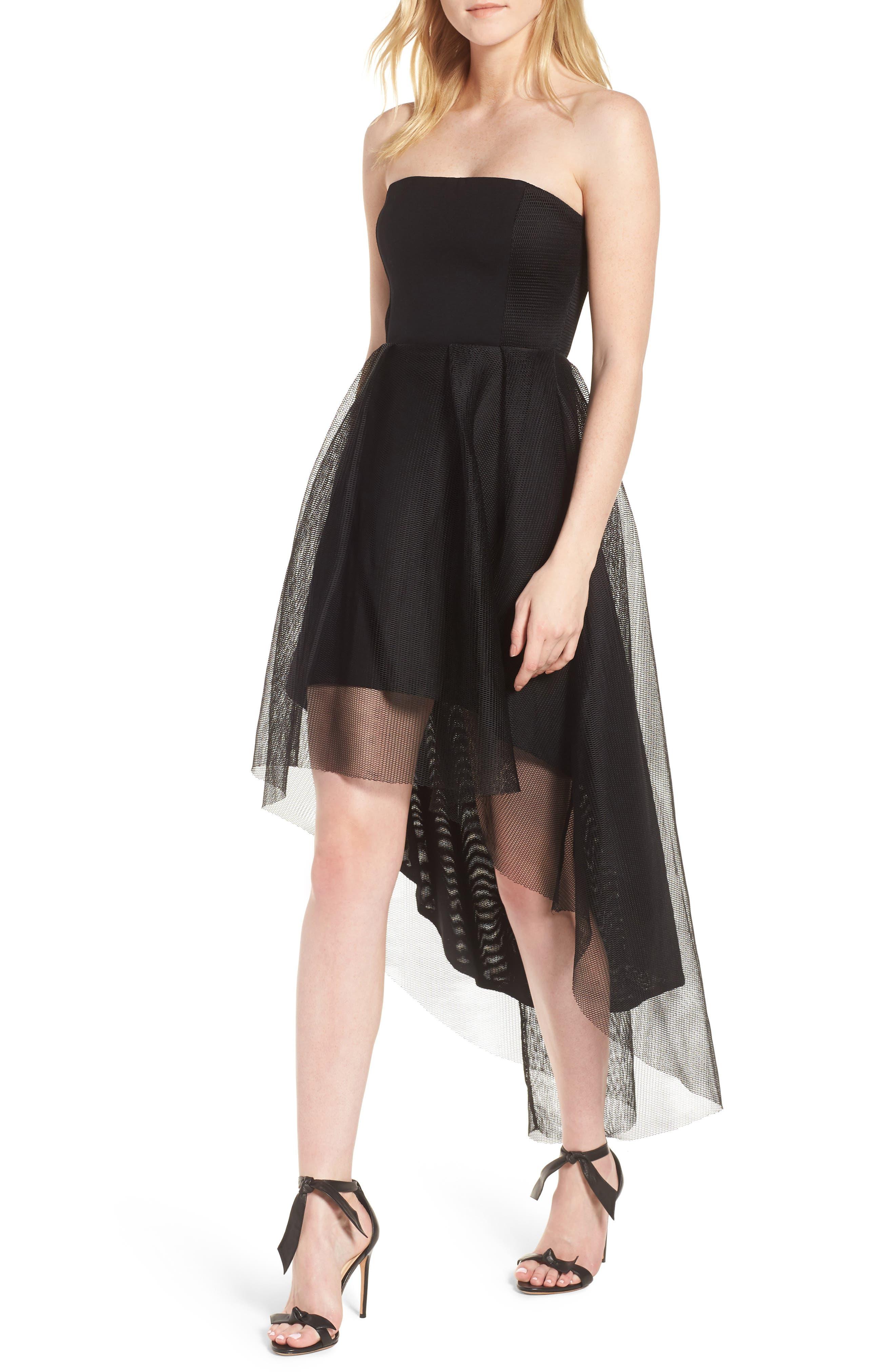 Alternate Image 1 Selected - Elliatt Elysian High/Low Dress
