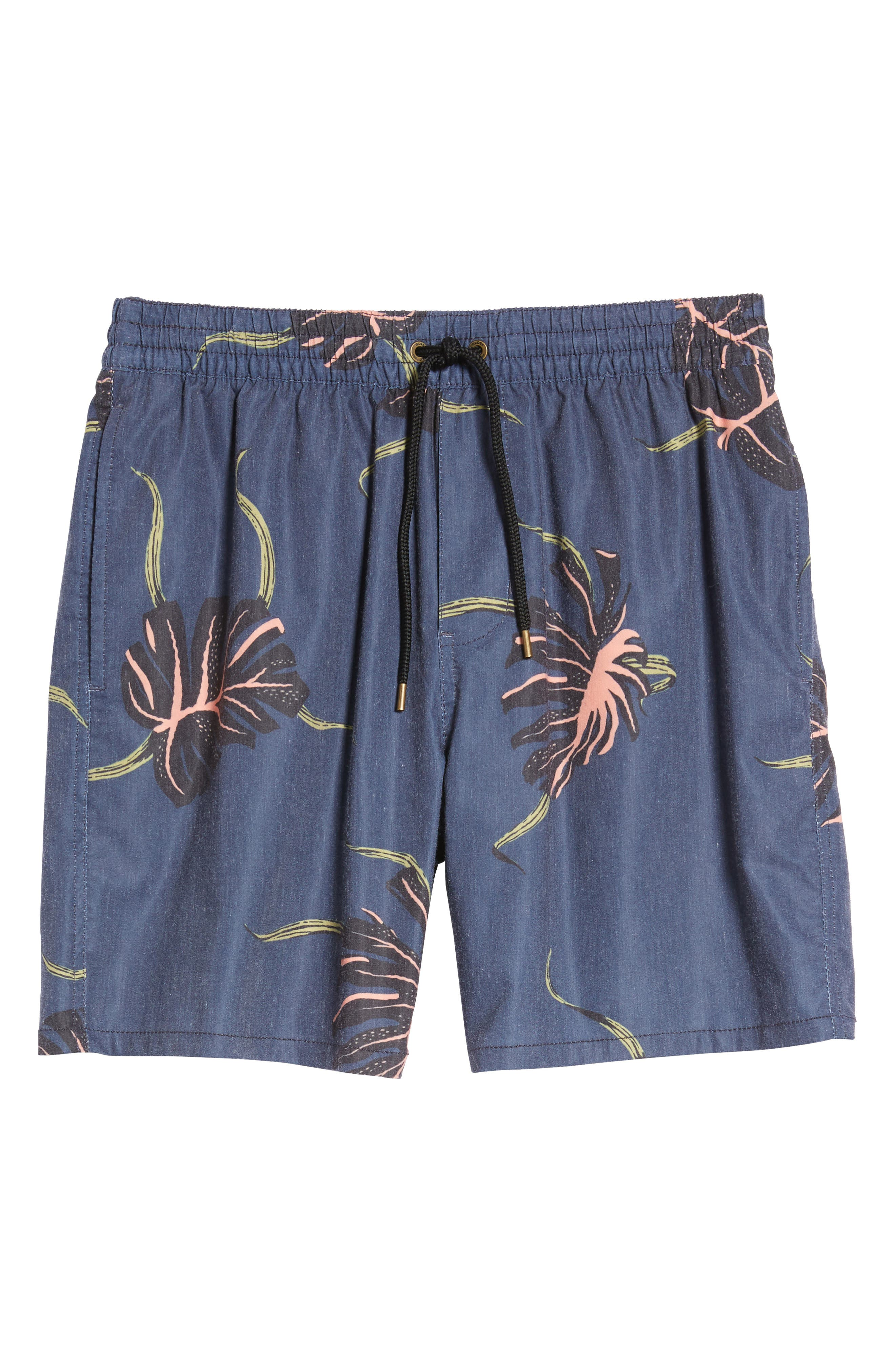 Pointer Pool Shorts,                             Alternate thumbnail 6, color,                             Moonlight Blue