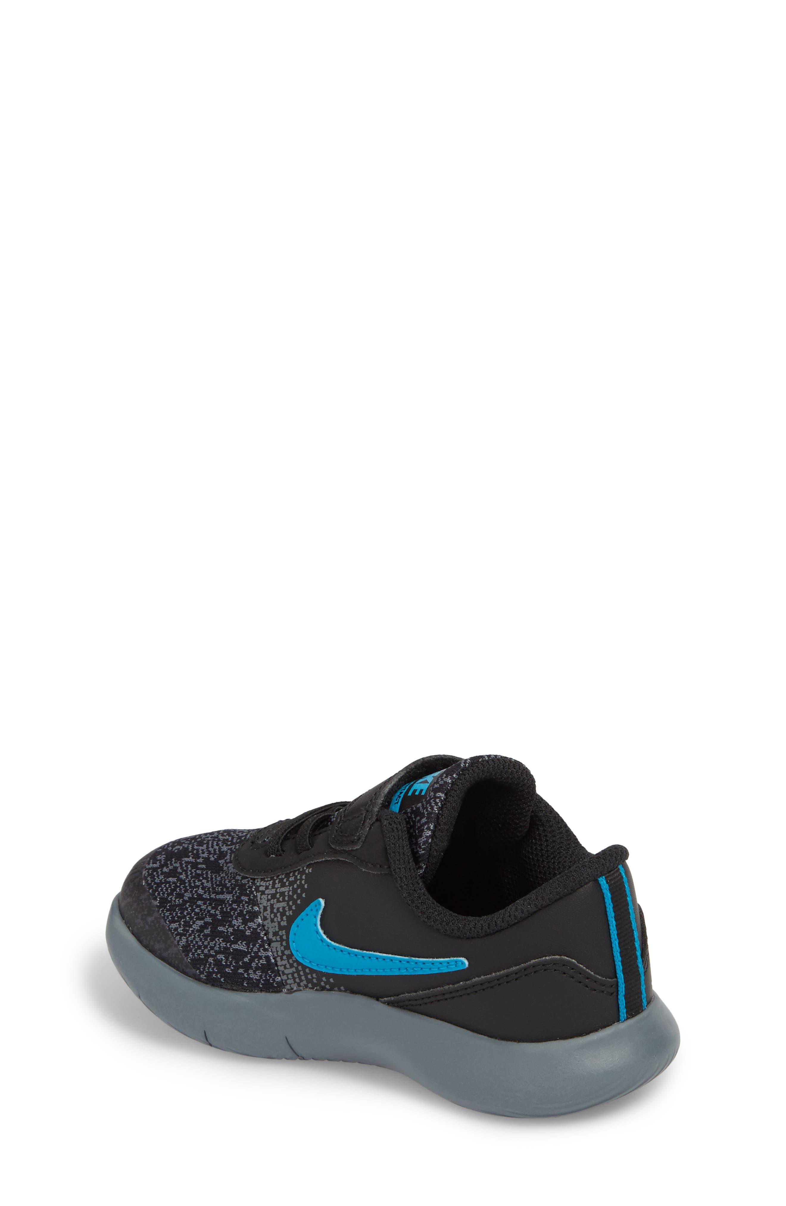 Alternate Image 2  - Nike Flex Contact Running Shoe (Baby, Walker, Toddler & Little Kid)
