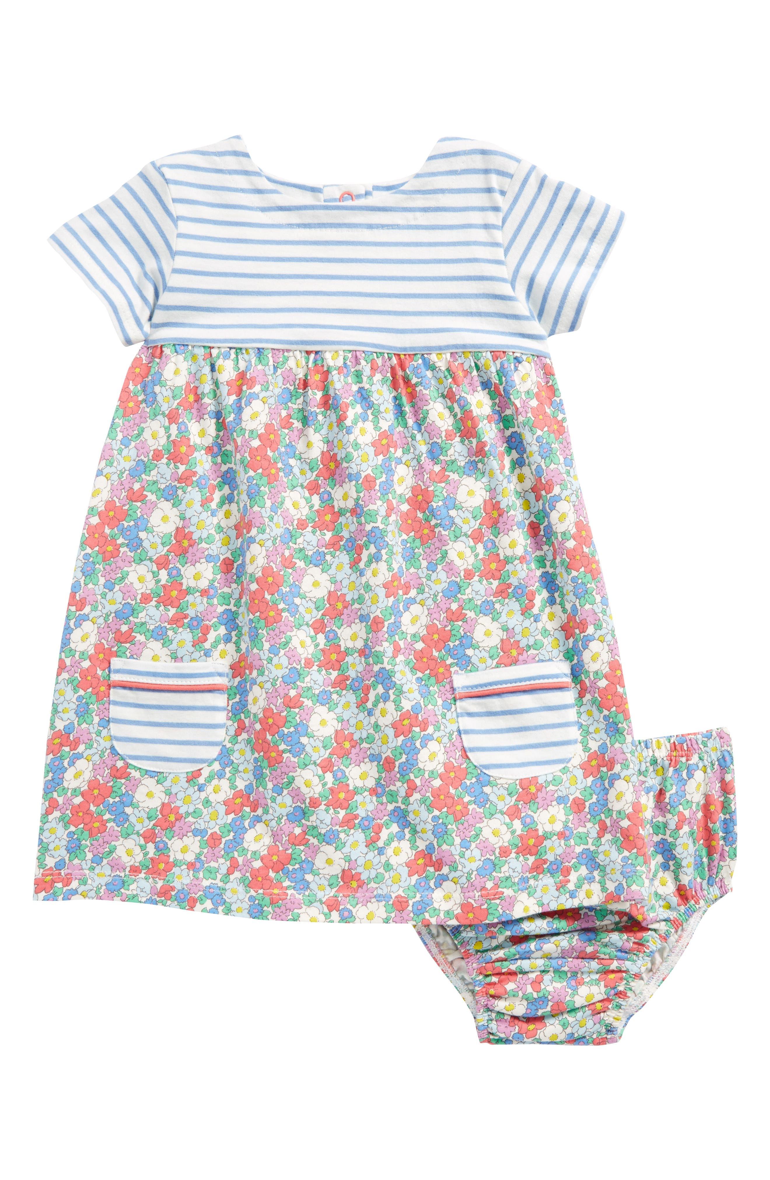 Hotchpotch Dress,                             Main thumbnail 1, color,                             Vintage Floral