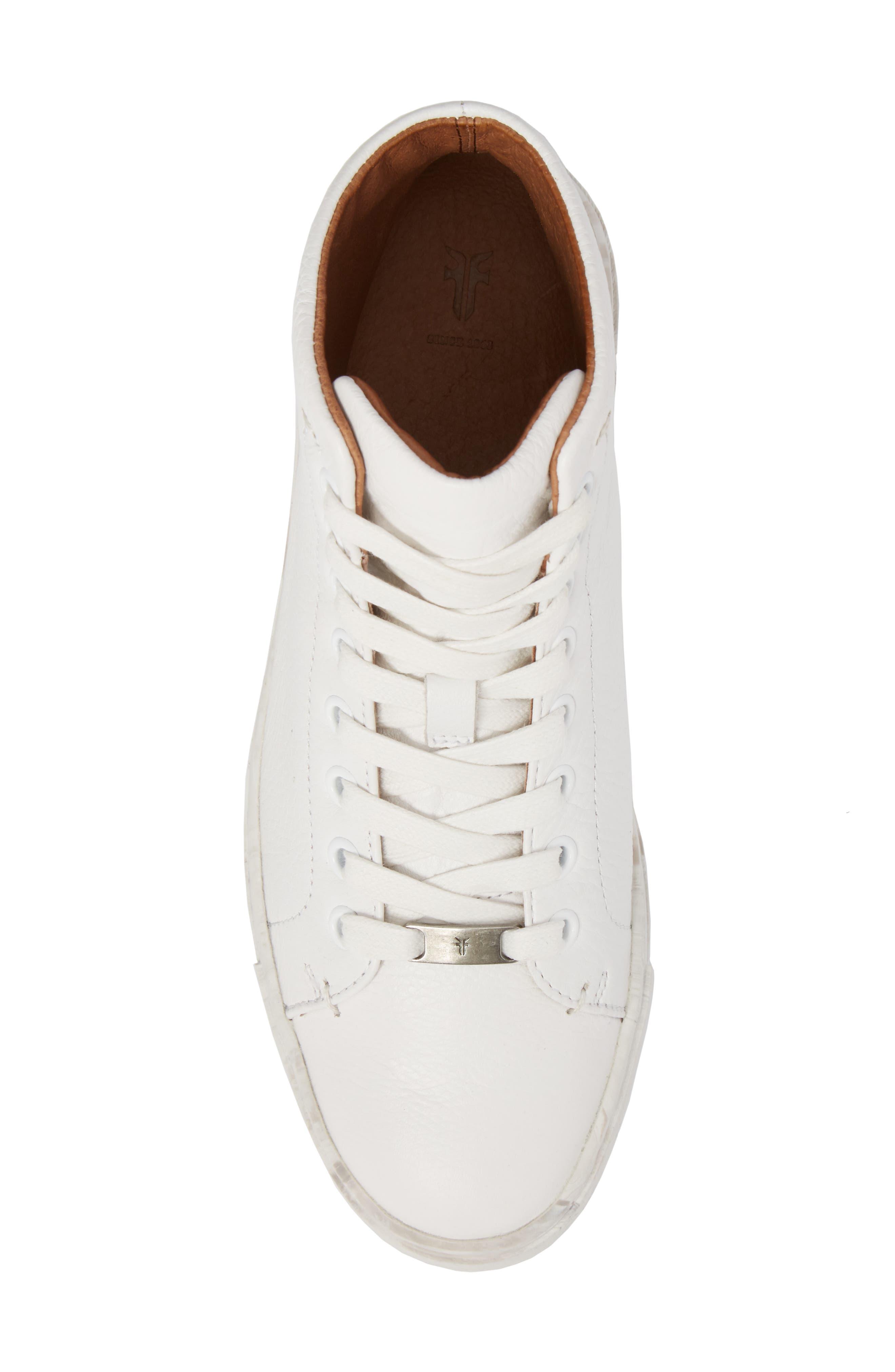 Alternate Image 5  - Frye Ivy High Top Sneaker (Women)