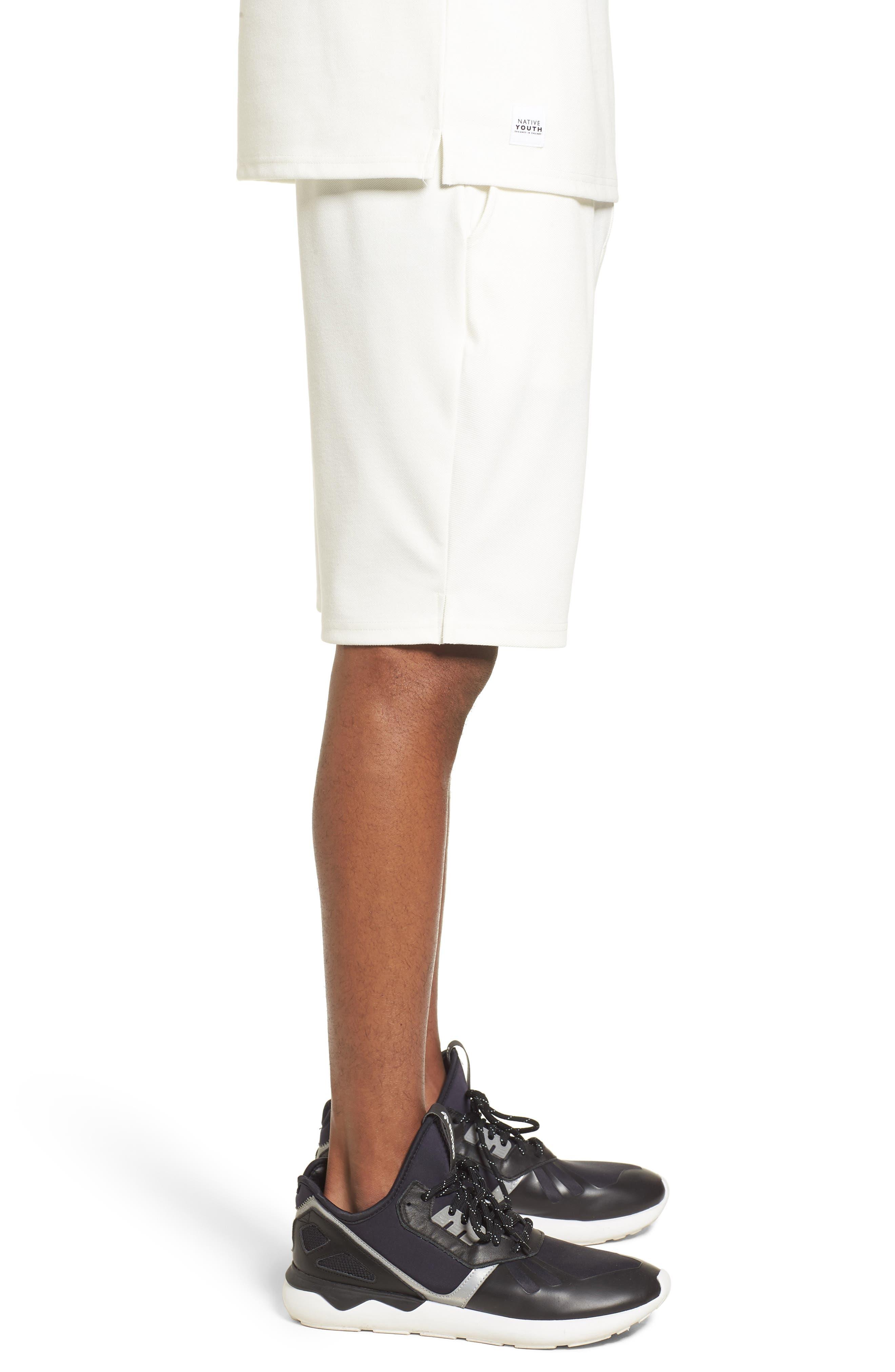 Storm Shorts,                             Alternate thumbnail 3, color,                             White