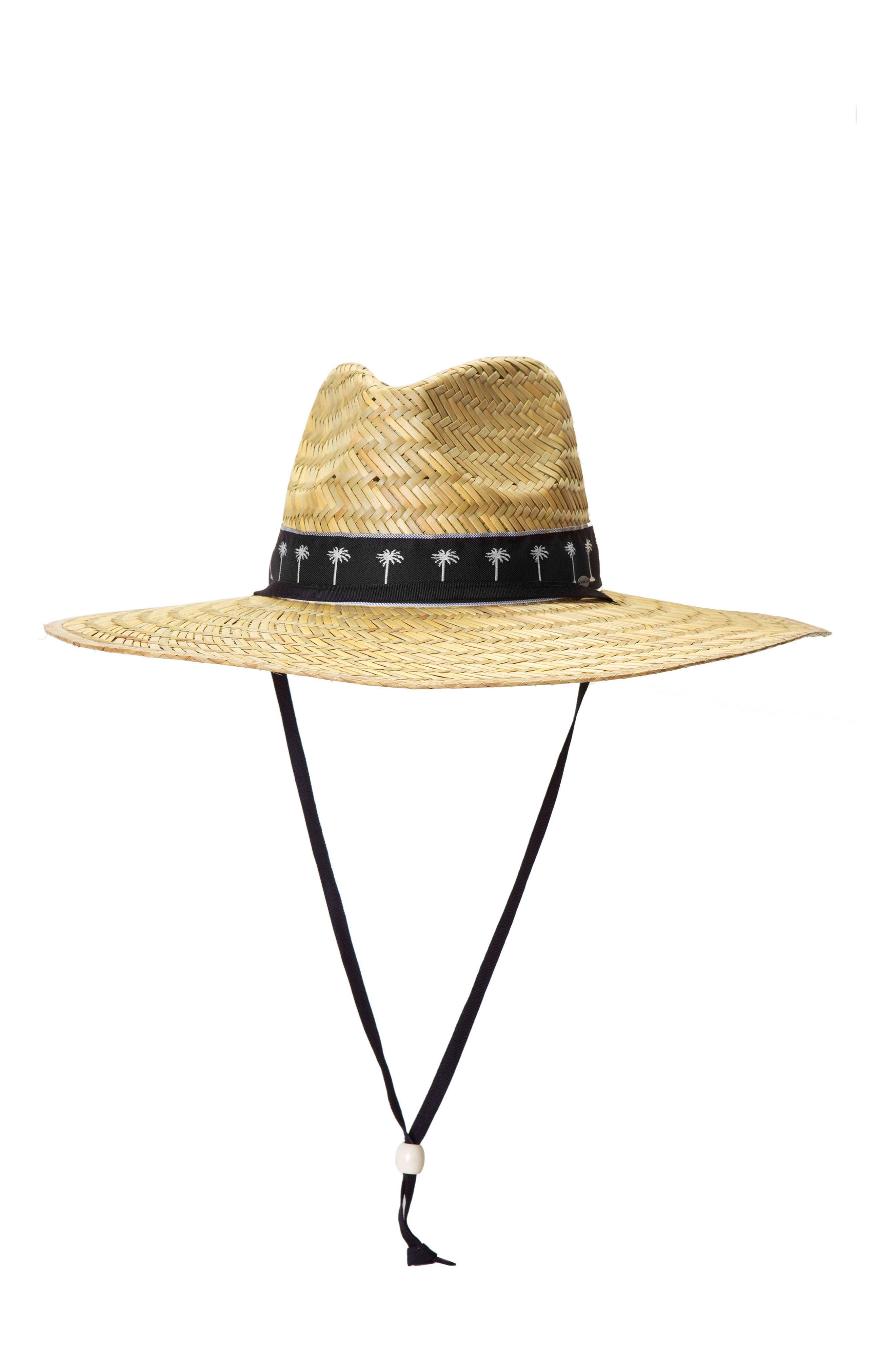 Solar Straw Hat,                             Main thumbnail 1, color,                             Natural