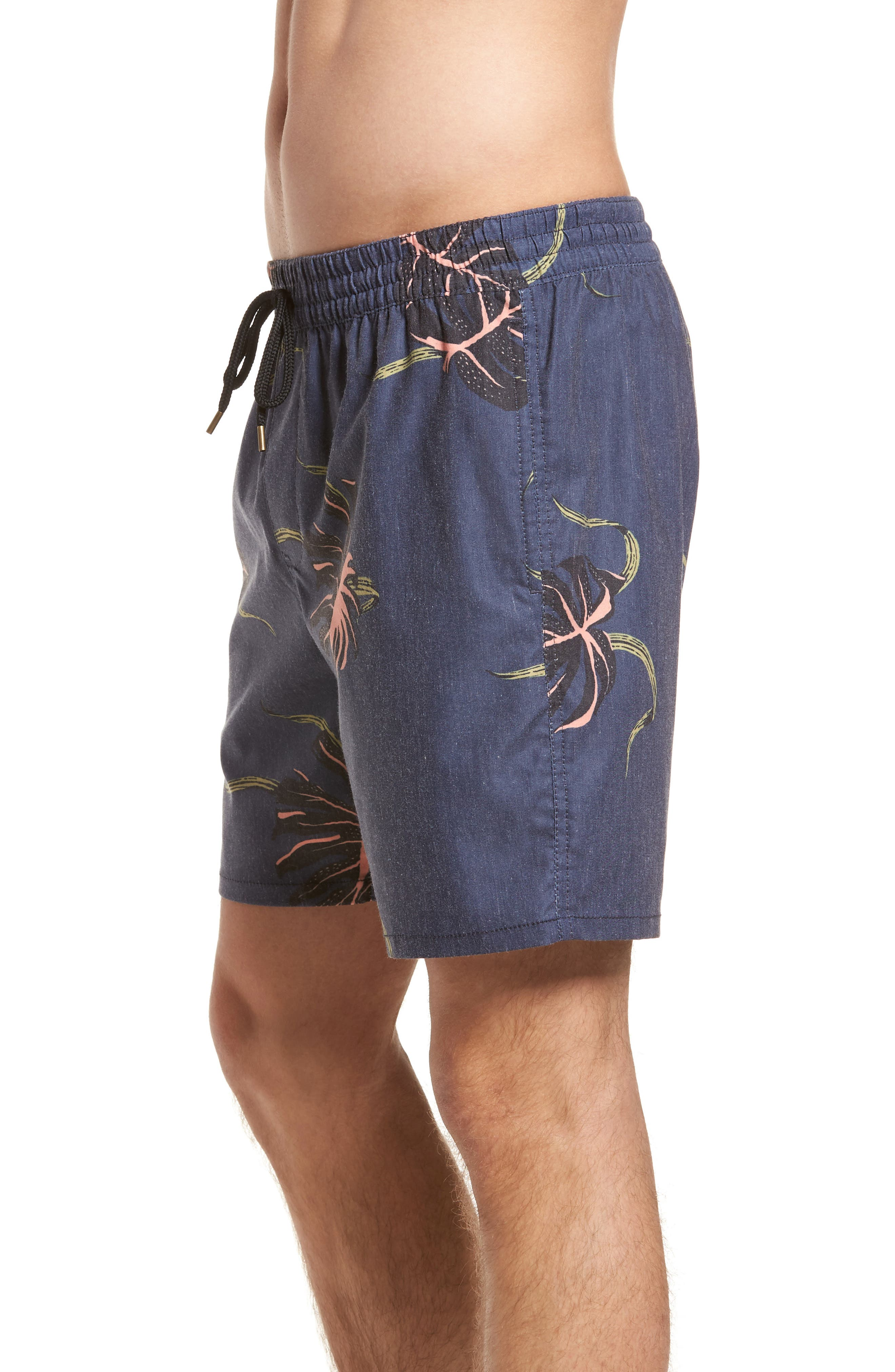 Pointer Pool Shorts,                             Alternate thumbnail 4, color,                             Moonlight Blue