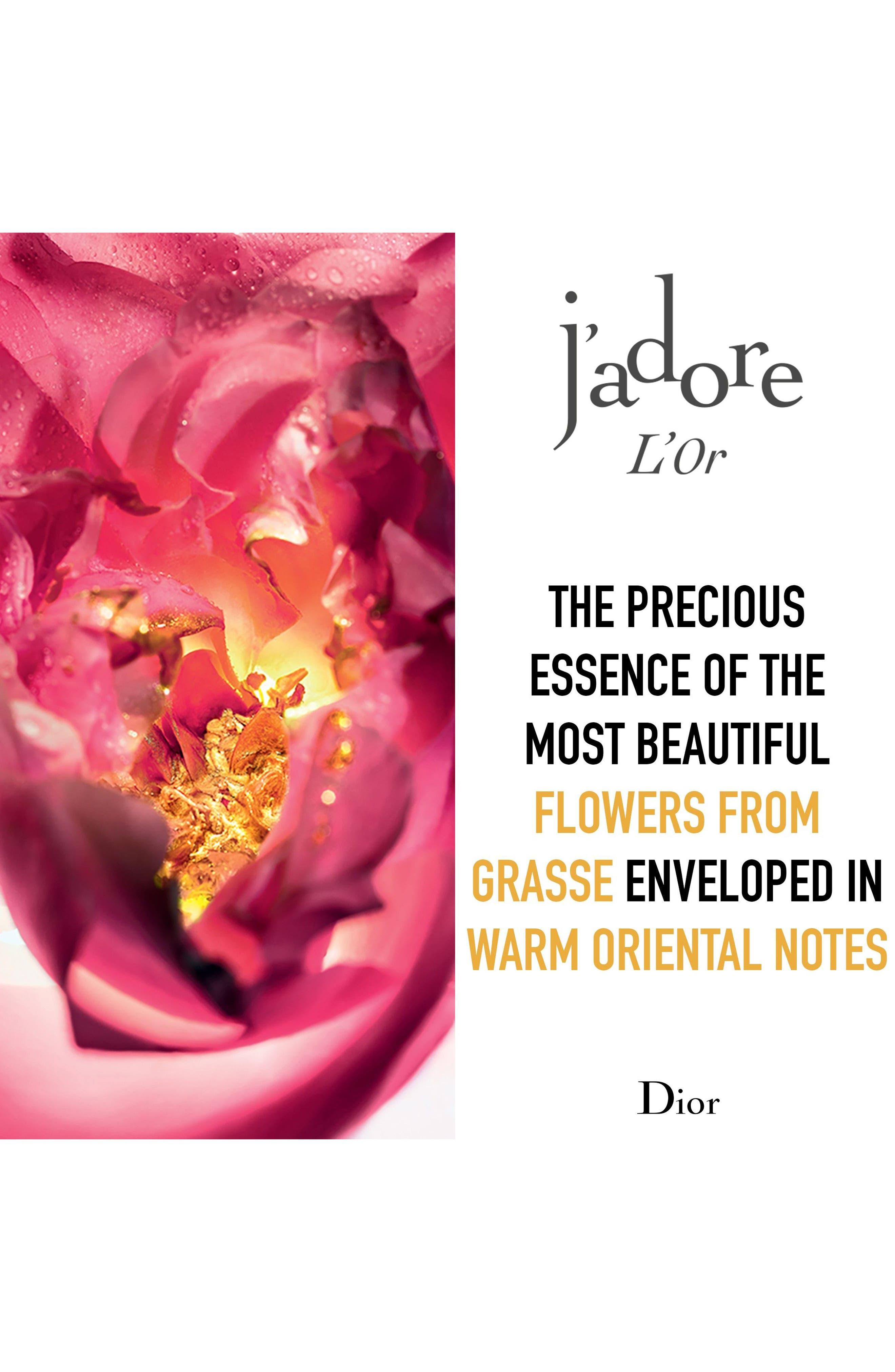 J'adore L'Or Essence de Parfum,                             Alternate thumbnail 3, color,                             No Color
