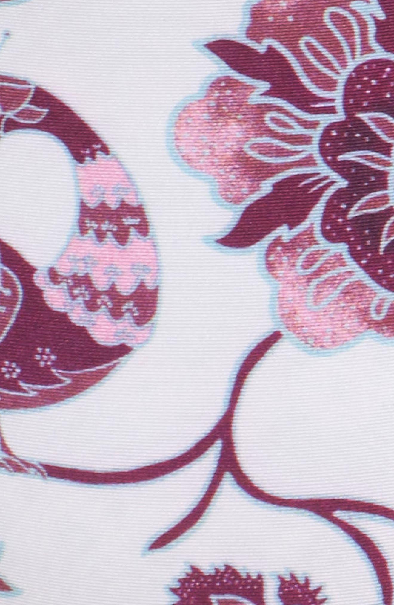 Tahiti Reversible Hipster Bikini Bottoms,                             Alternate thumbnail 9, color,                             Purple Multi