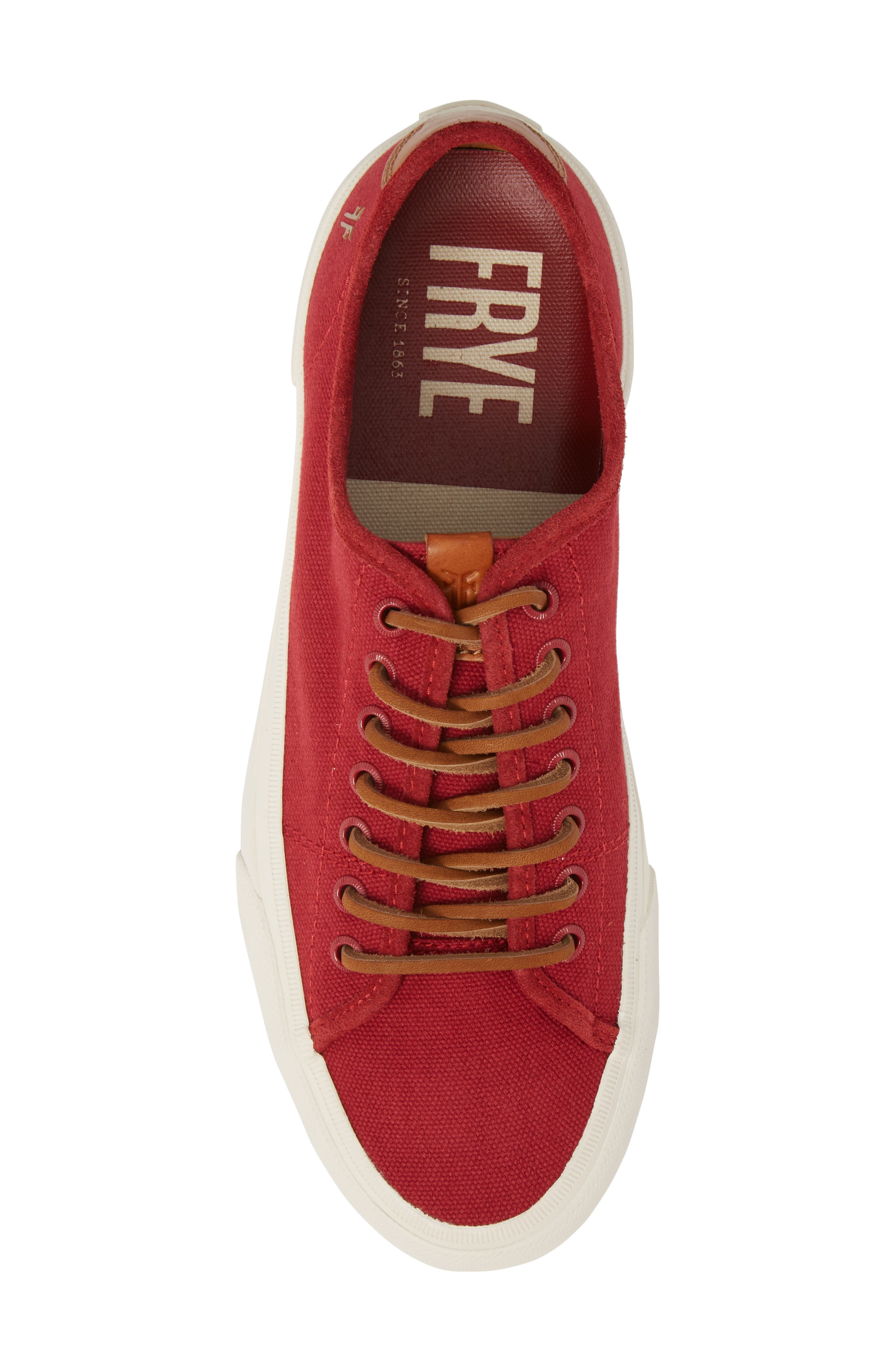 Alternate Image 5  - Frye Ludlow Low Top Sneaker (Men)