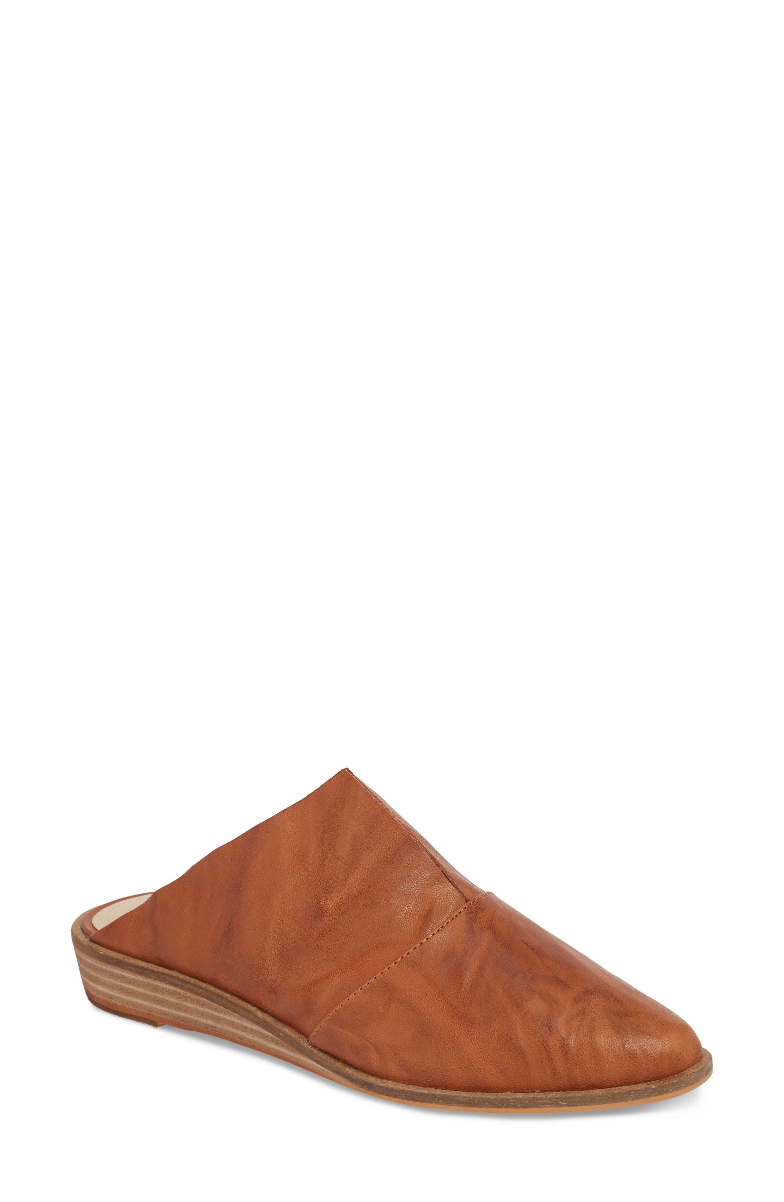 Kelsi Dagger Brooklyn Avenue Leather Mule EJ5vwKNmWE