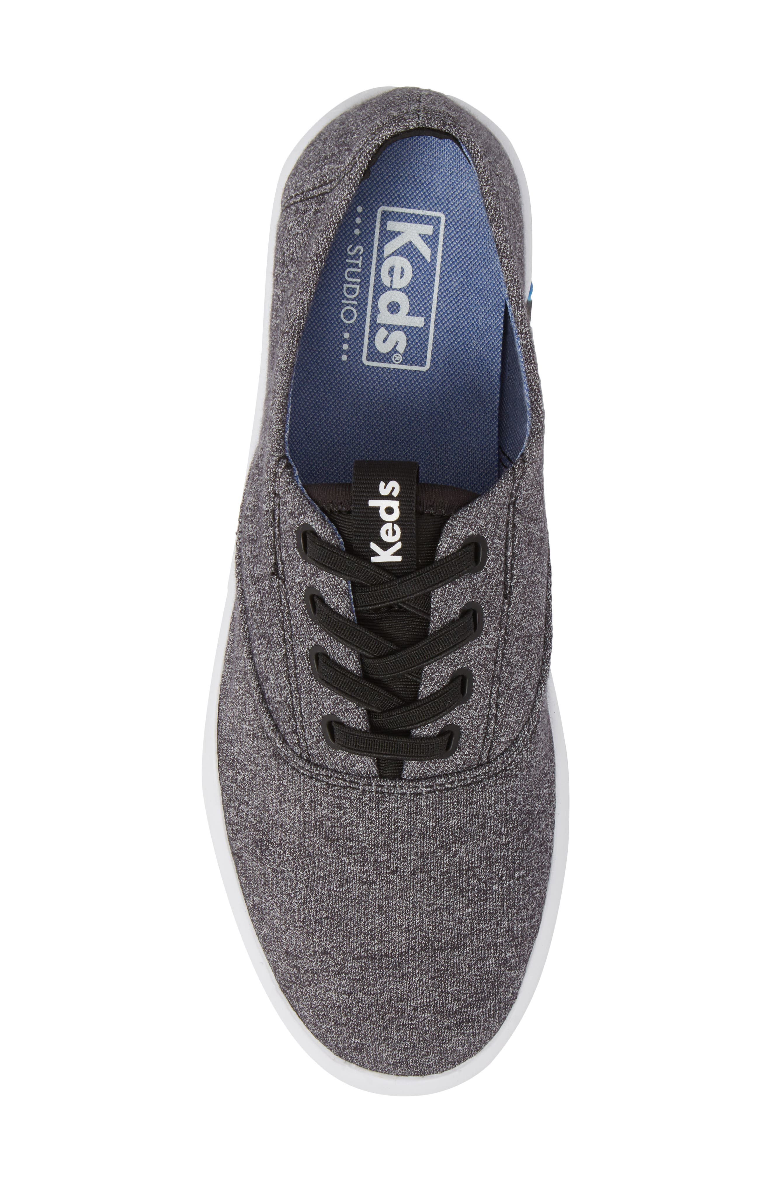 Studio Leap Sneaker,                             Alternate thumbnail 5, color,                             Charcoal