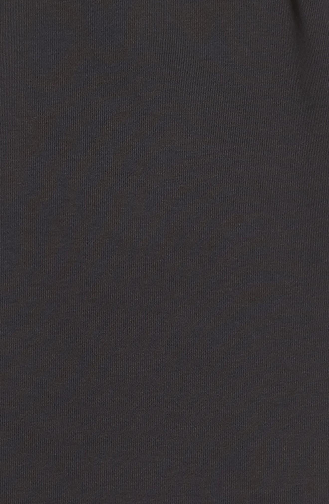 Dry Wrap Training Hoodie,                             Alternate thumbnail 7, color,                             Black/ Gunsmoke/ Black
