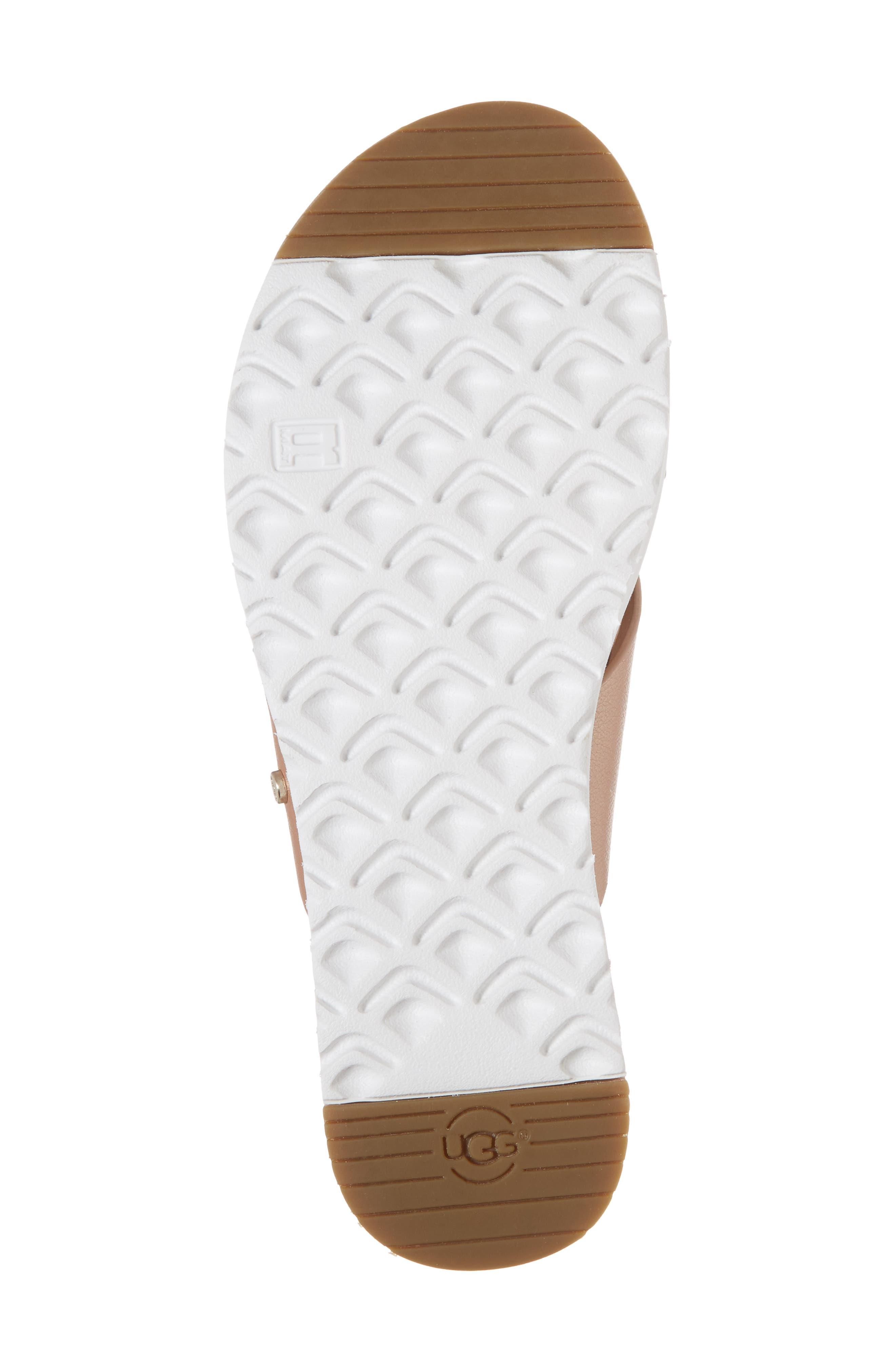 Alternate Image 6  - UGG® Kari Slide Sandal (Women)