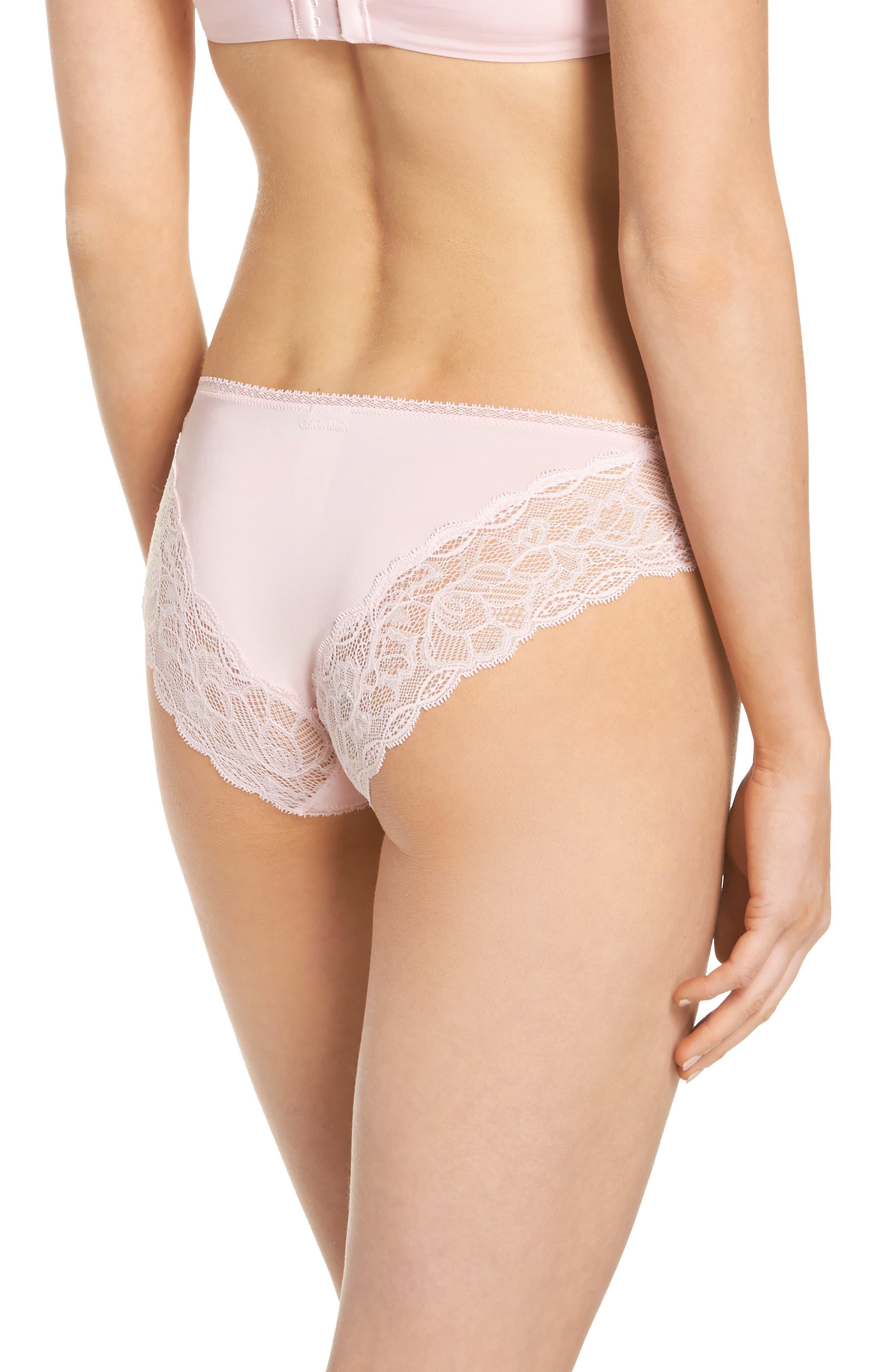 Seductive Comfort Lace Bikini,                             Alternate thumbnail 2, color,                             Attract