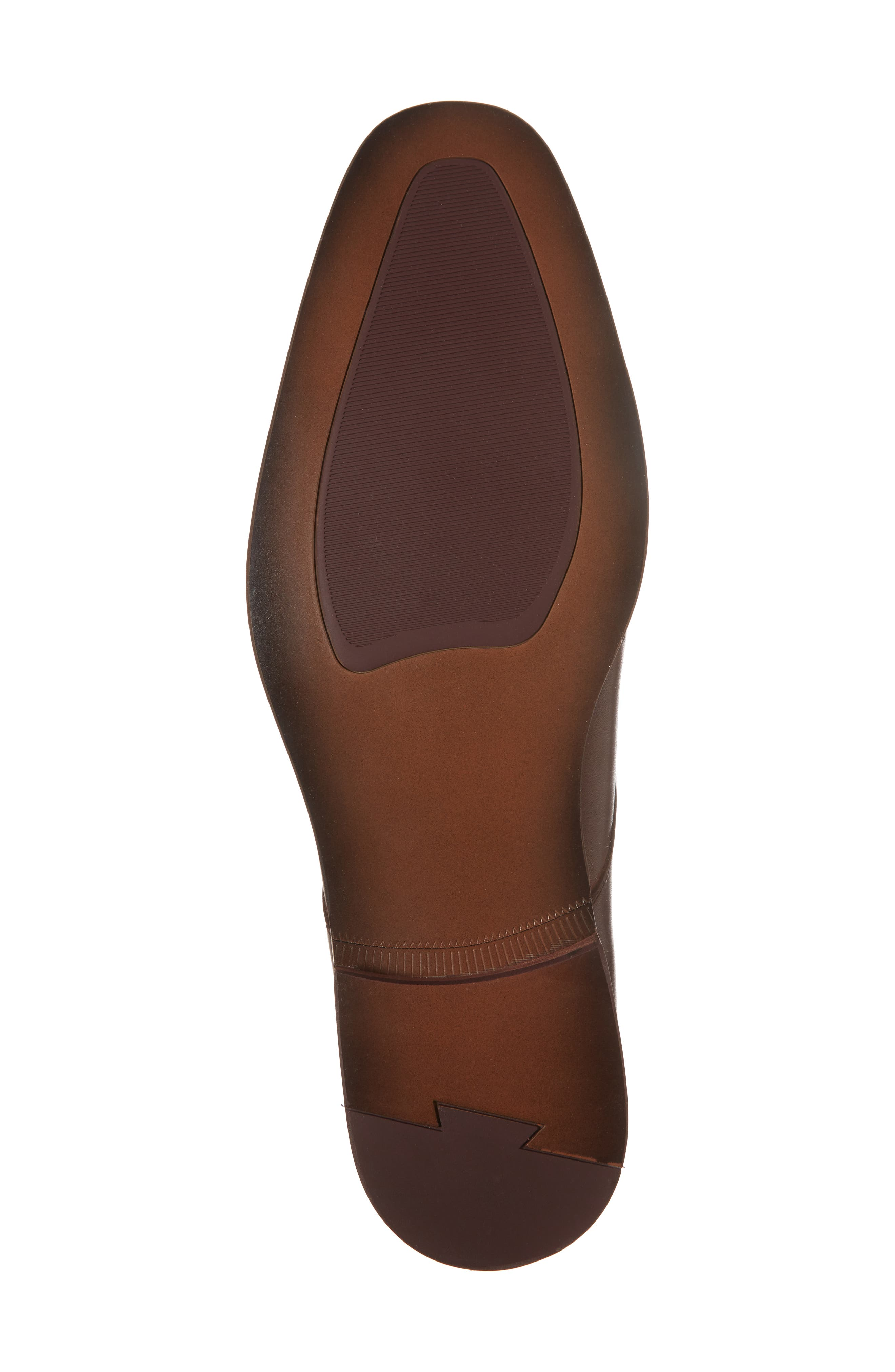 Phoenix Plain Toe Derby,                             Alternate thumbnail 6, color,                             Tan Leather