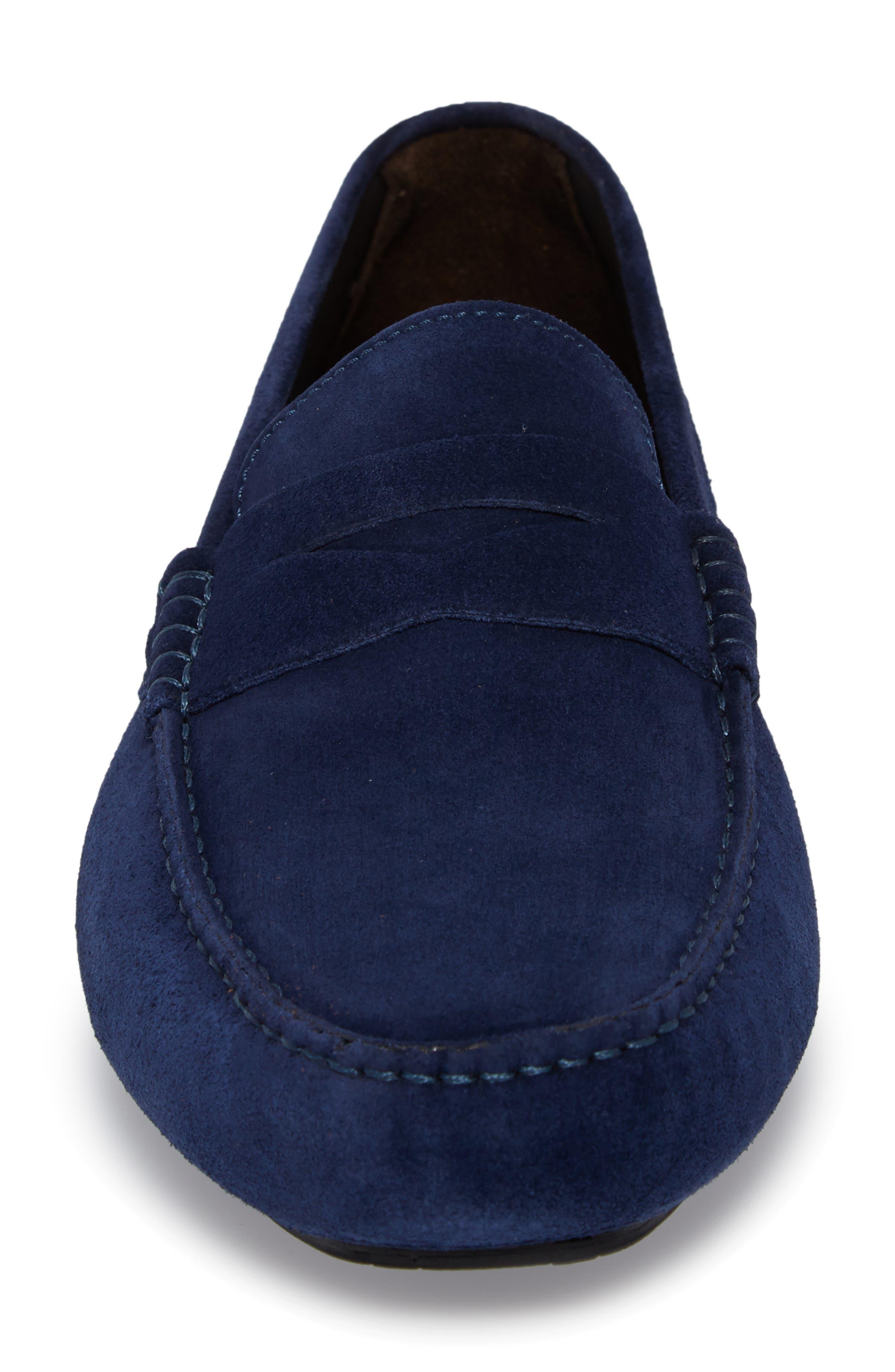 Alternate Image 4  - To Boot New York Mitchum Driving Shoe (Men)