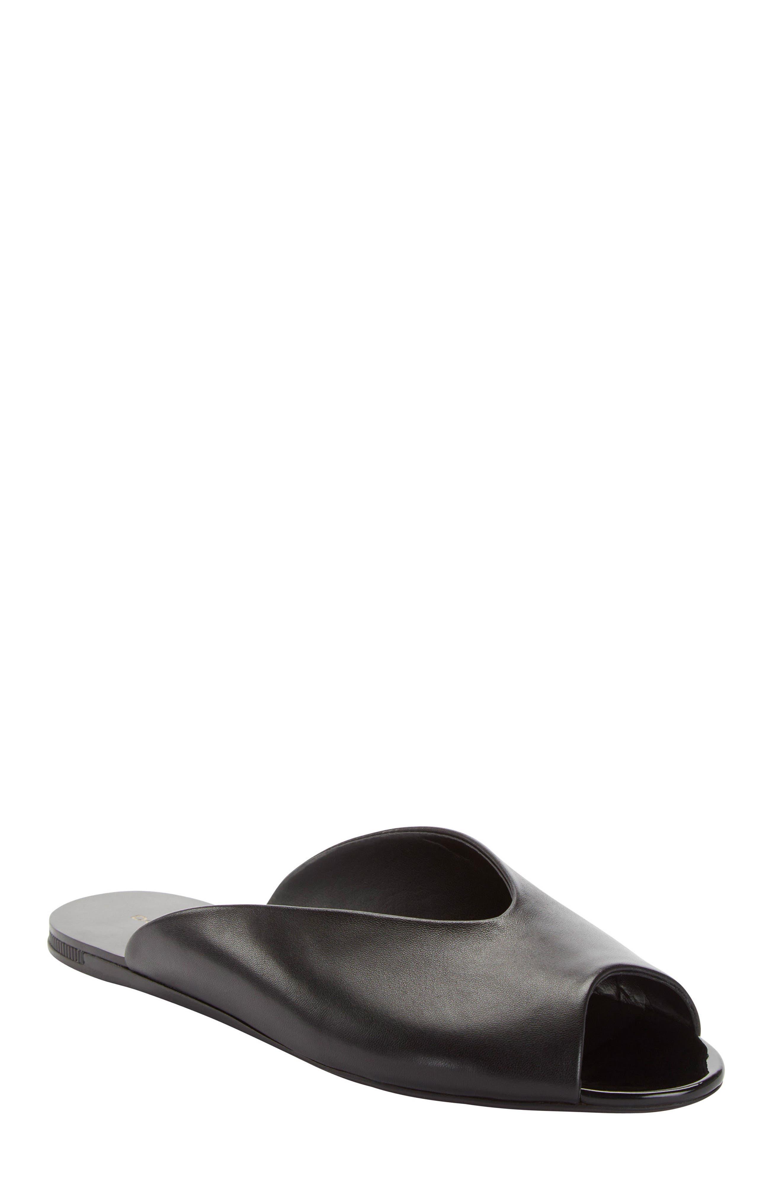 Donna Karan Zuzu Slide Sandal (Women)