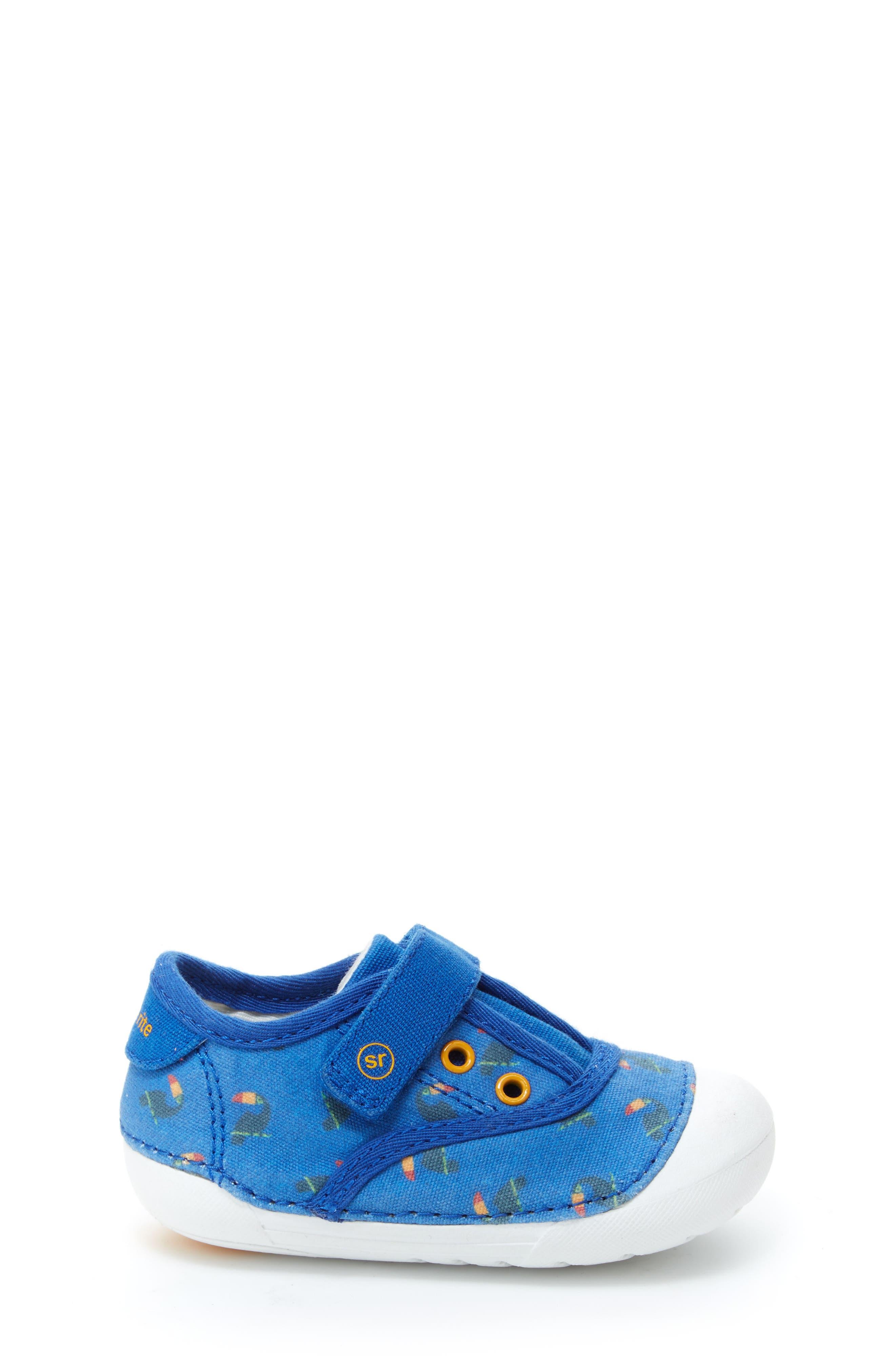 Soft Motion Avery Sneaker,                             Alternate thumbnail 2, color,                             Blue Toucan