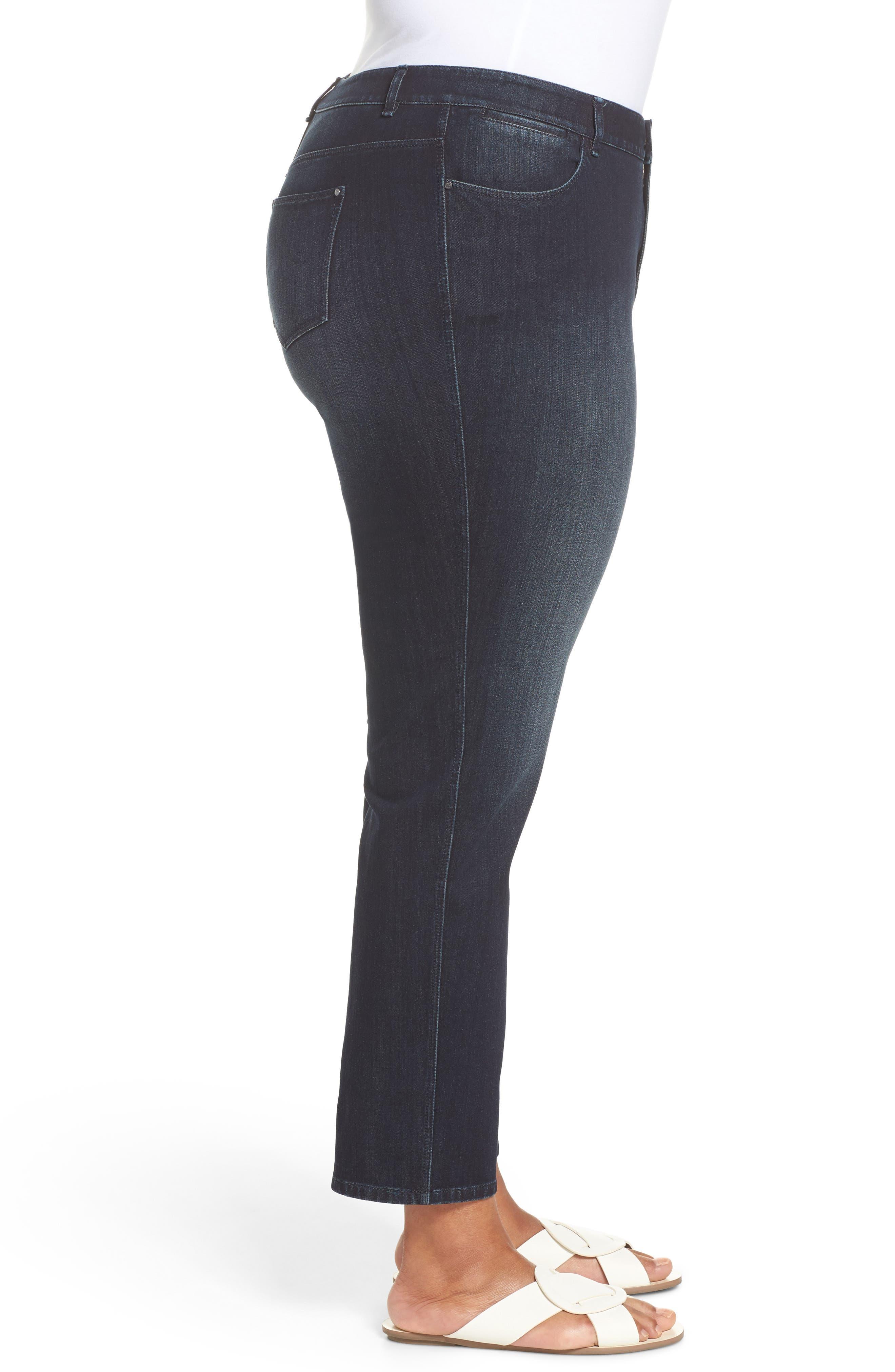 Mercer Jeans,                             Alternate thumbnail 3, color,                             Indigo