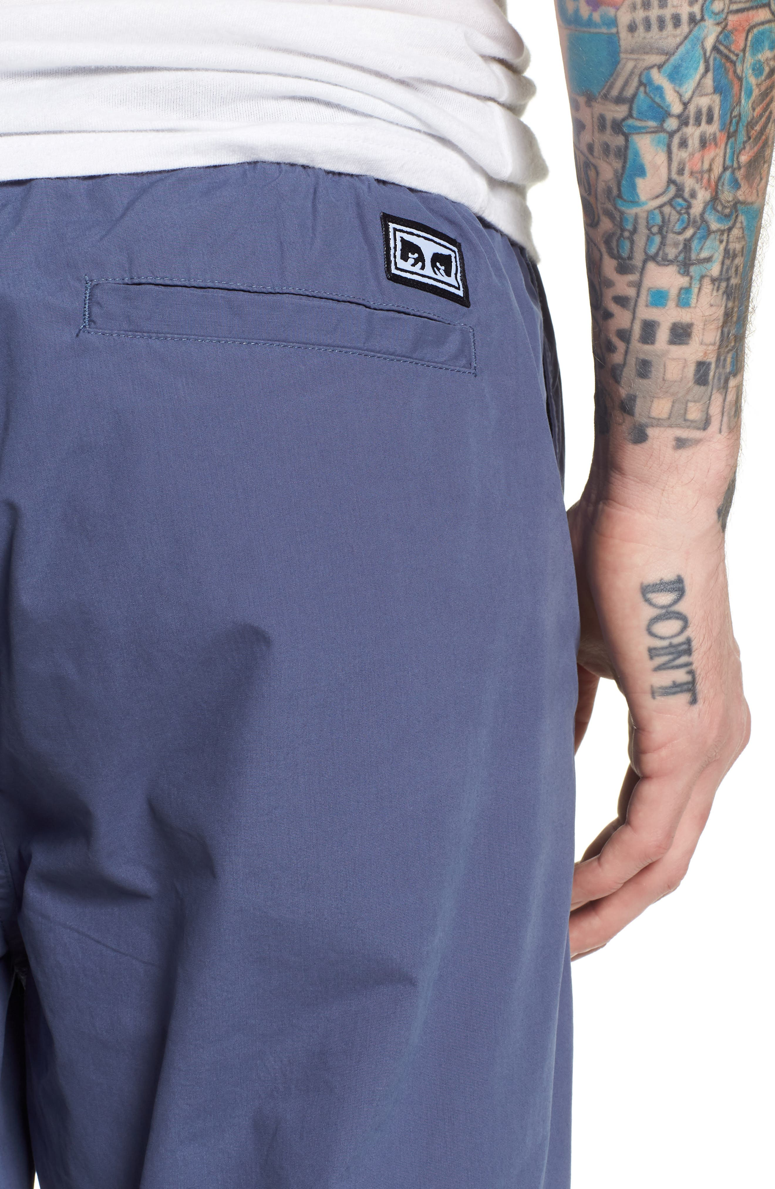 Easy Pants,                             Alternate thumbnail 4, color,                             Vintage Indigo