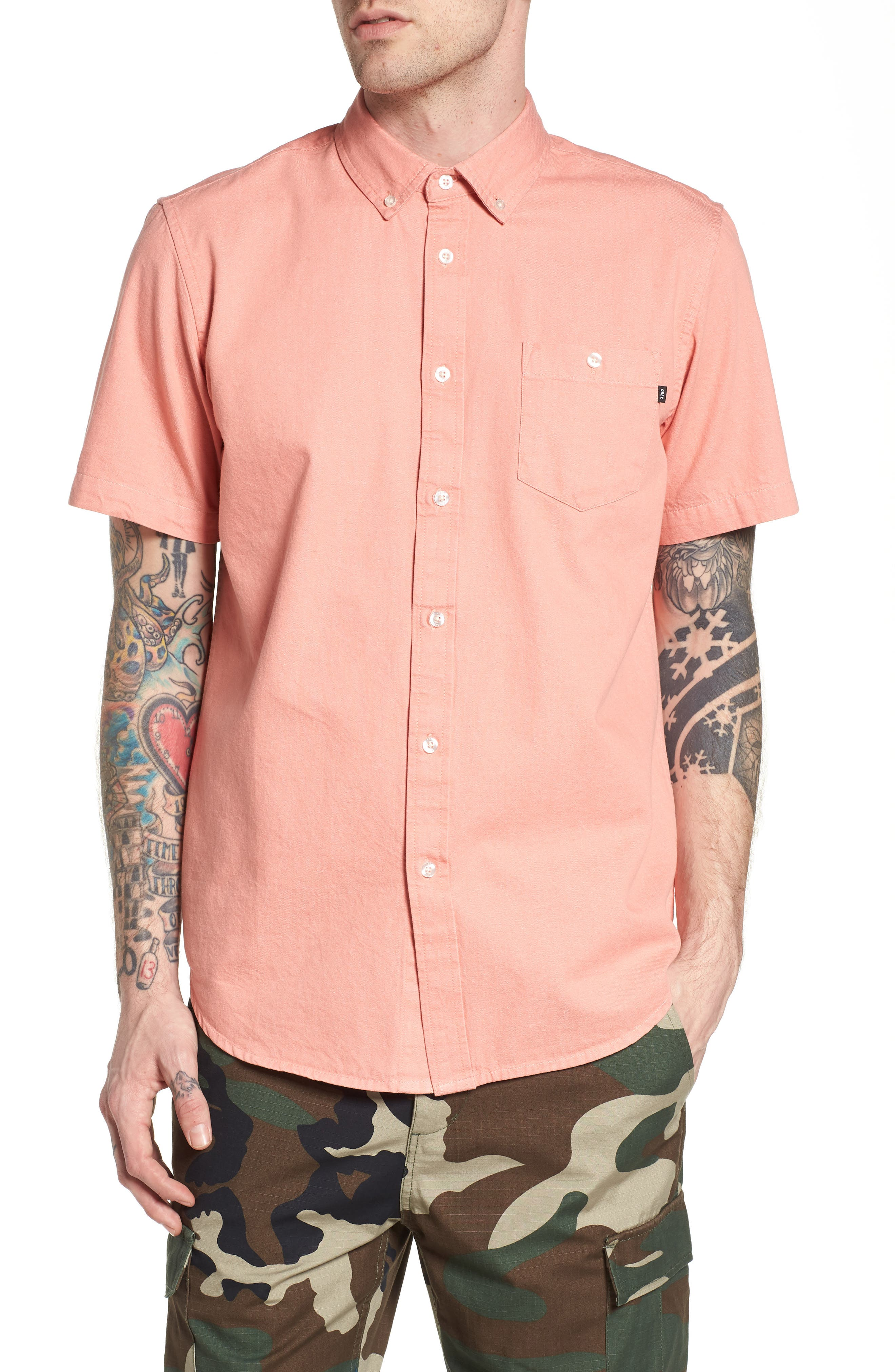 Obey Kebble Denim Shirt