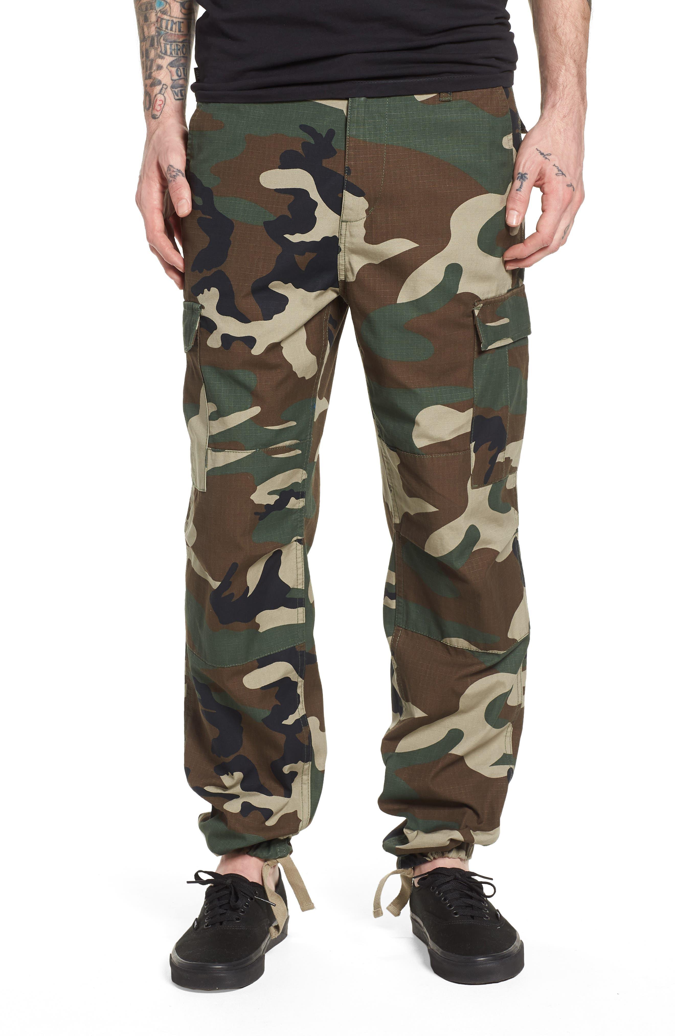 Recon Cargo Pants,                         Main,                         color, Field Camo