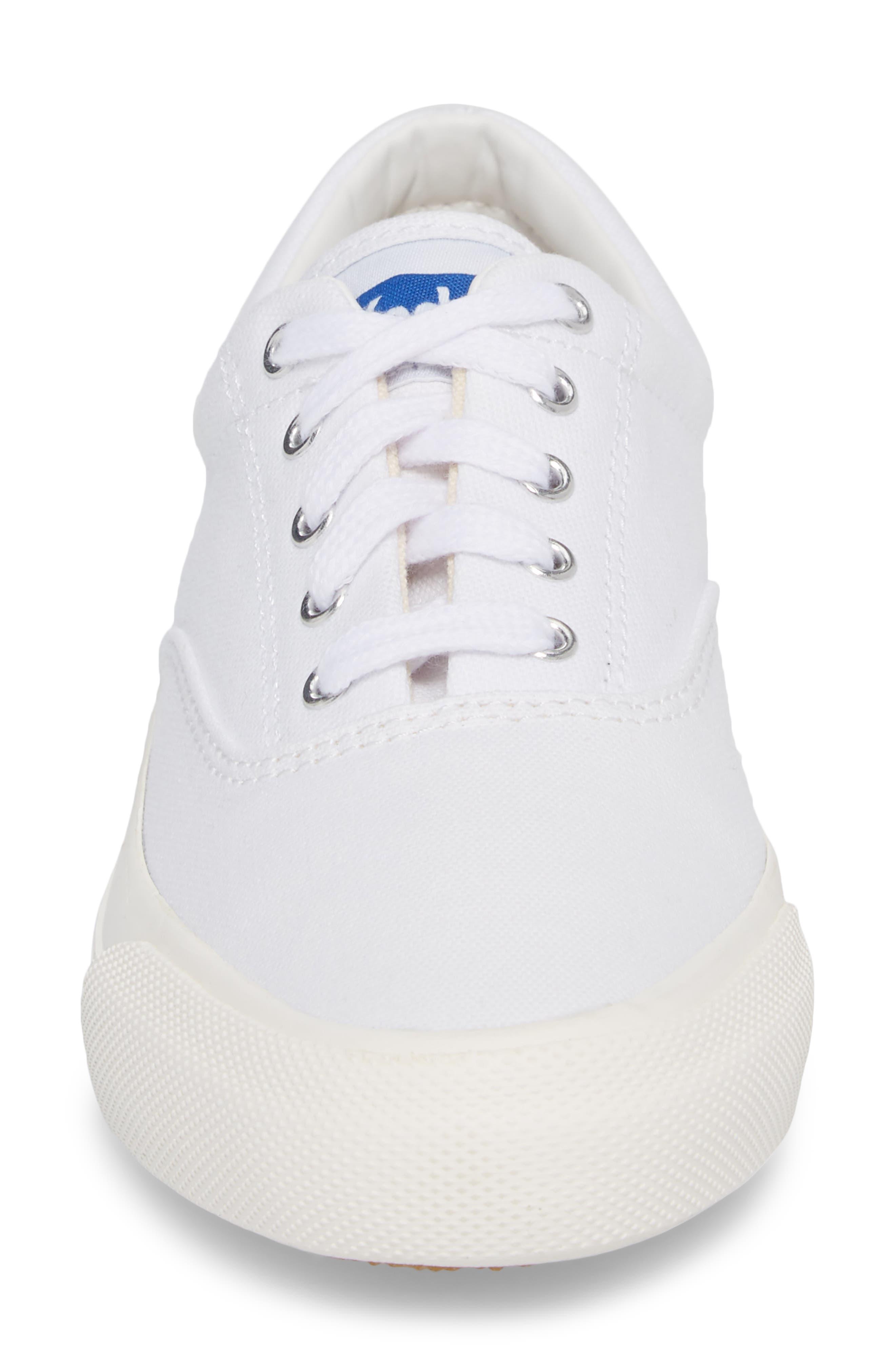 Anchor Sneaker,                             Alternate thumbnail 4, color,                             White