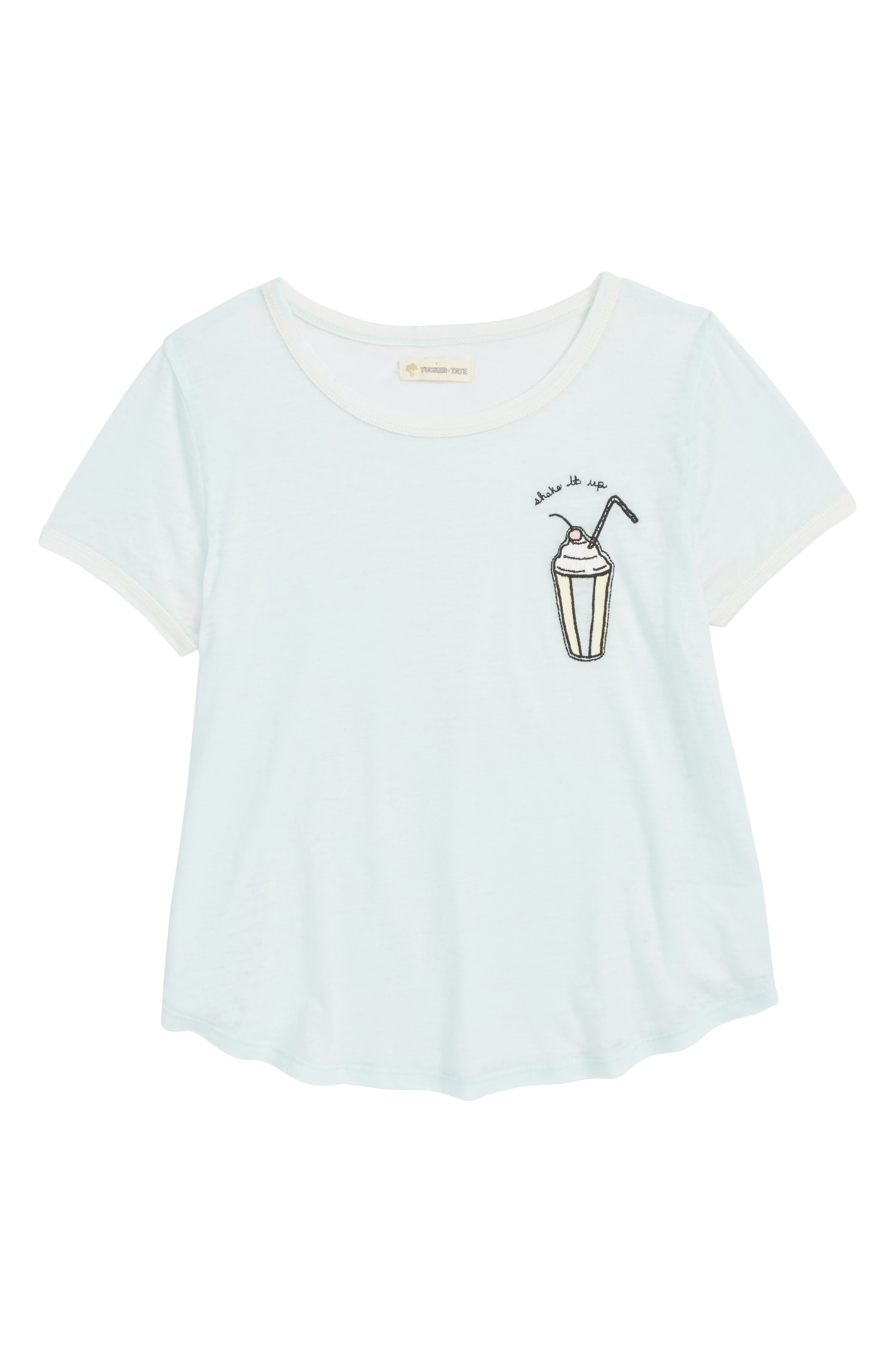 Tucker + Tate Shake it Up Tee (Big Girls)