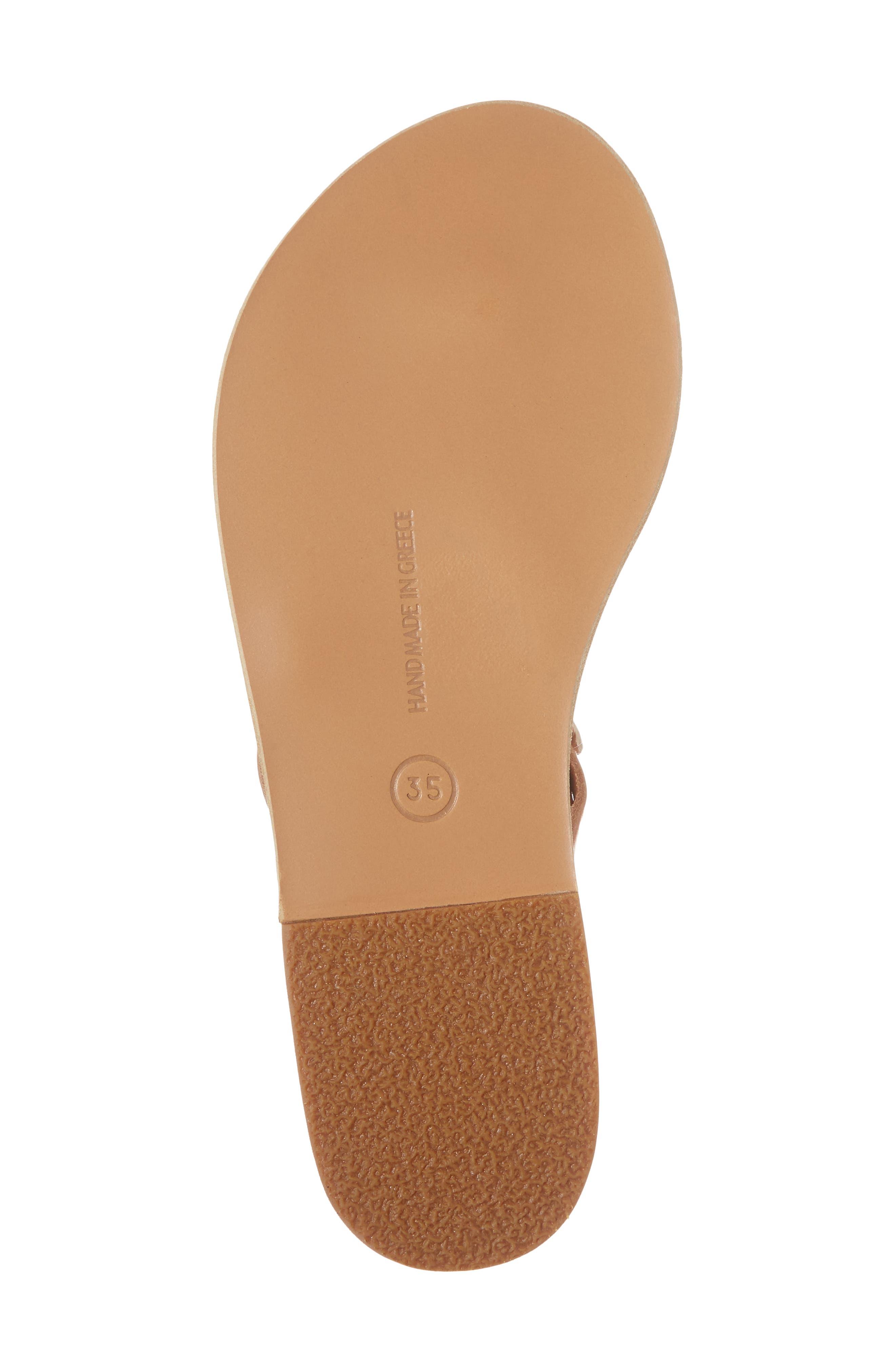 Alternate Image 6  - Ancient Greek Sandals Sylvie Sandal (Women)