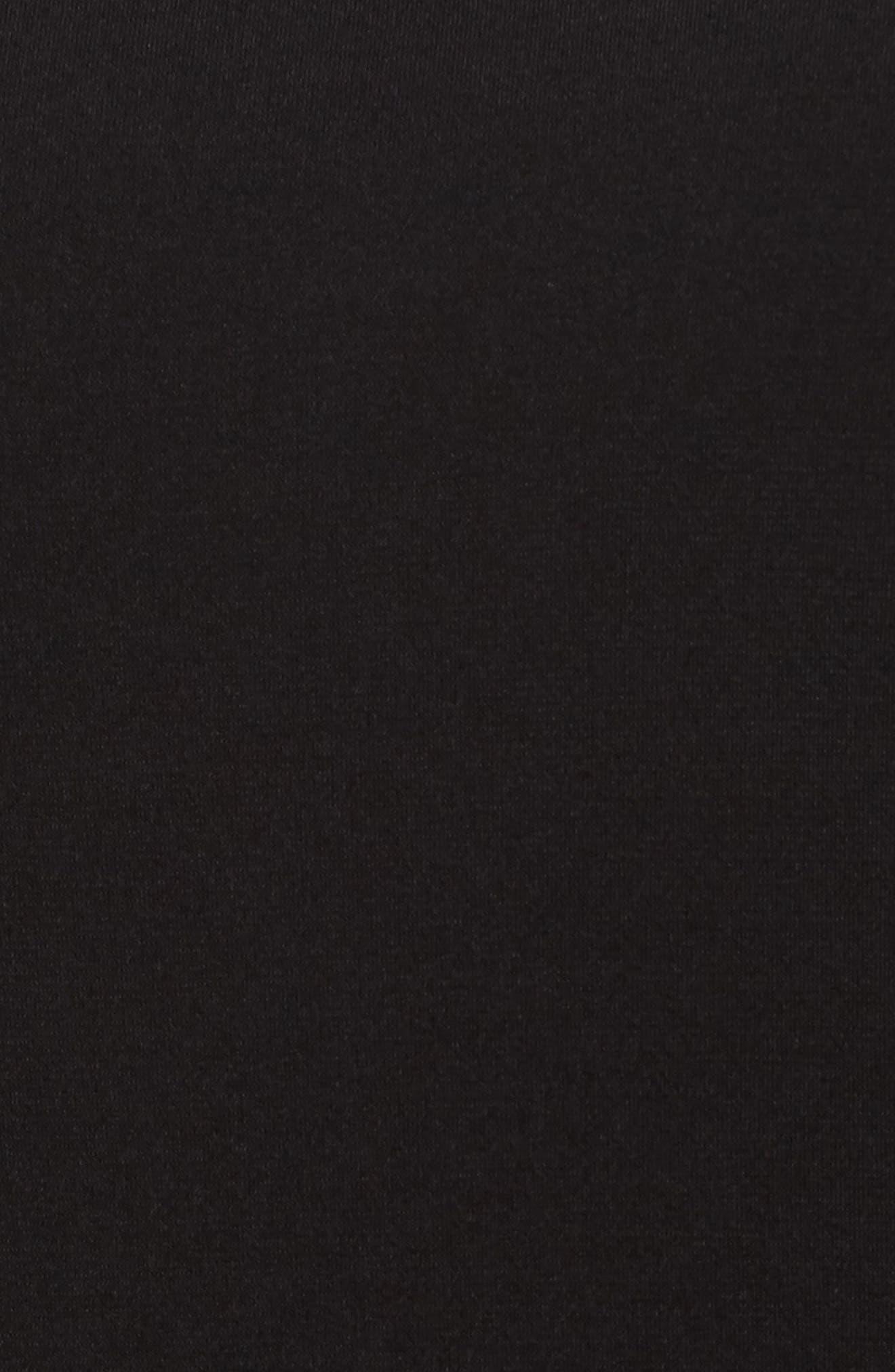 Alternate Image 5  - MICHAEL Michael Kors Buckle Strap Off the Shoulder Top (Plus Size)