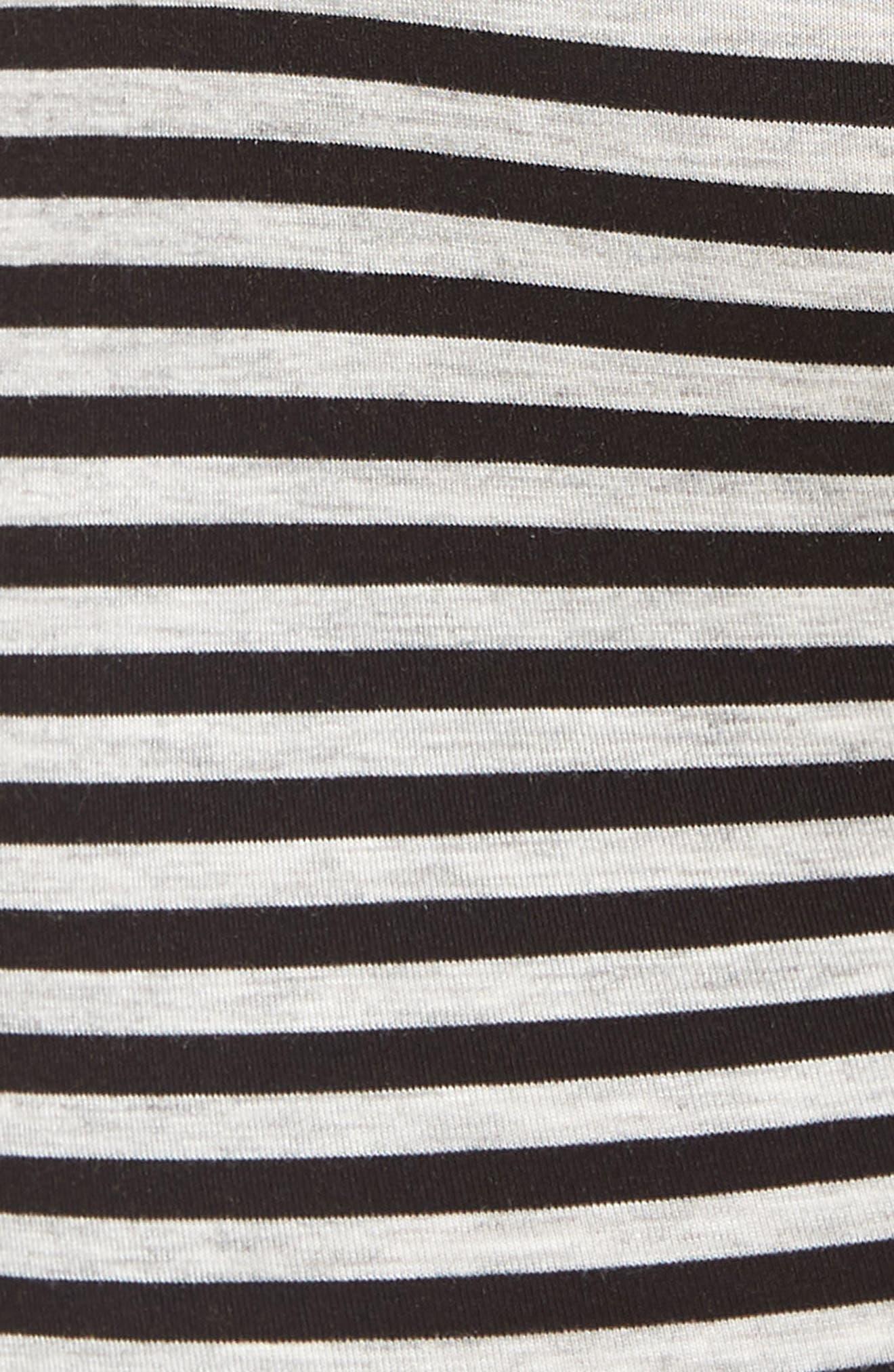 Vibe 2-Pack Boxer Briefs,                             Alternate thumbnail 6, color,                             Black/ Black Stripe