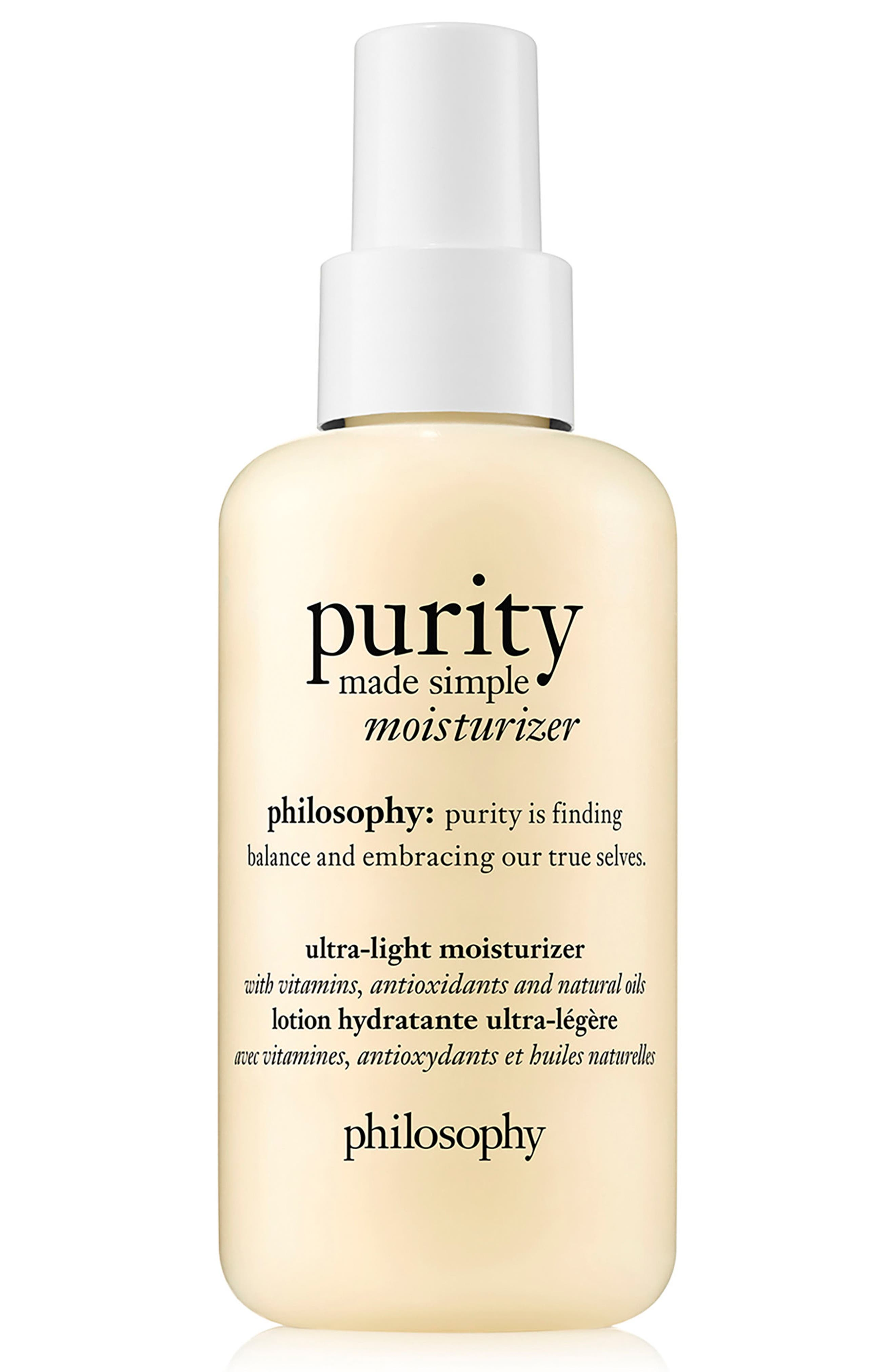 Alternate Image 2  - philosophy purity made simple ultra-light moisturizer