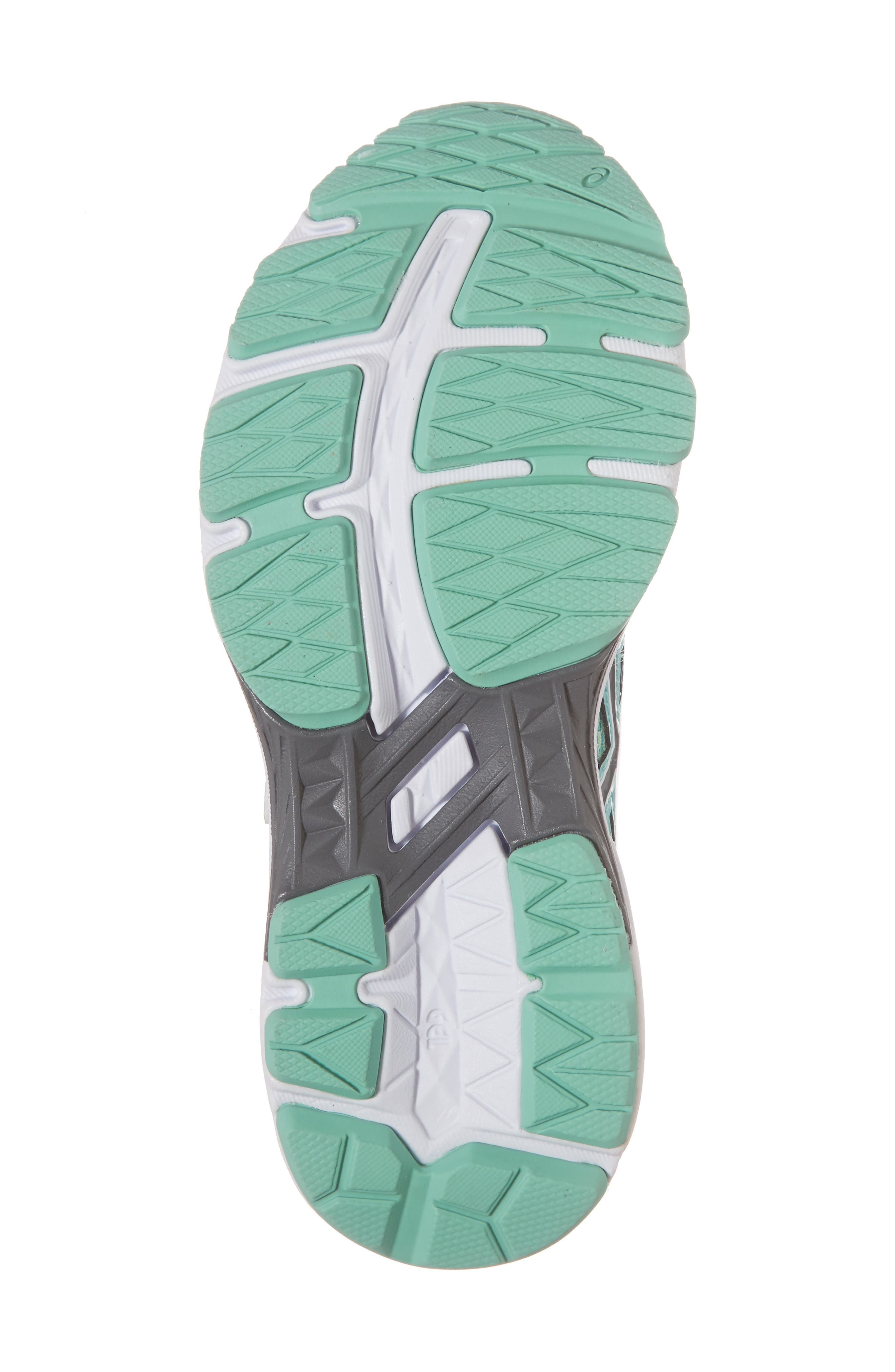 Asics GT-1000<sup>™</sup> 6 PS Sneaker,                             Alternate thumbnail 6, color,                             Carbon/ Opal Green