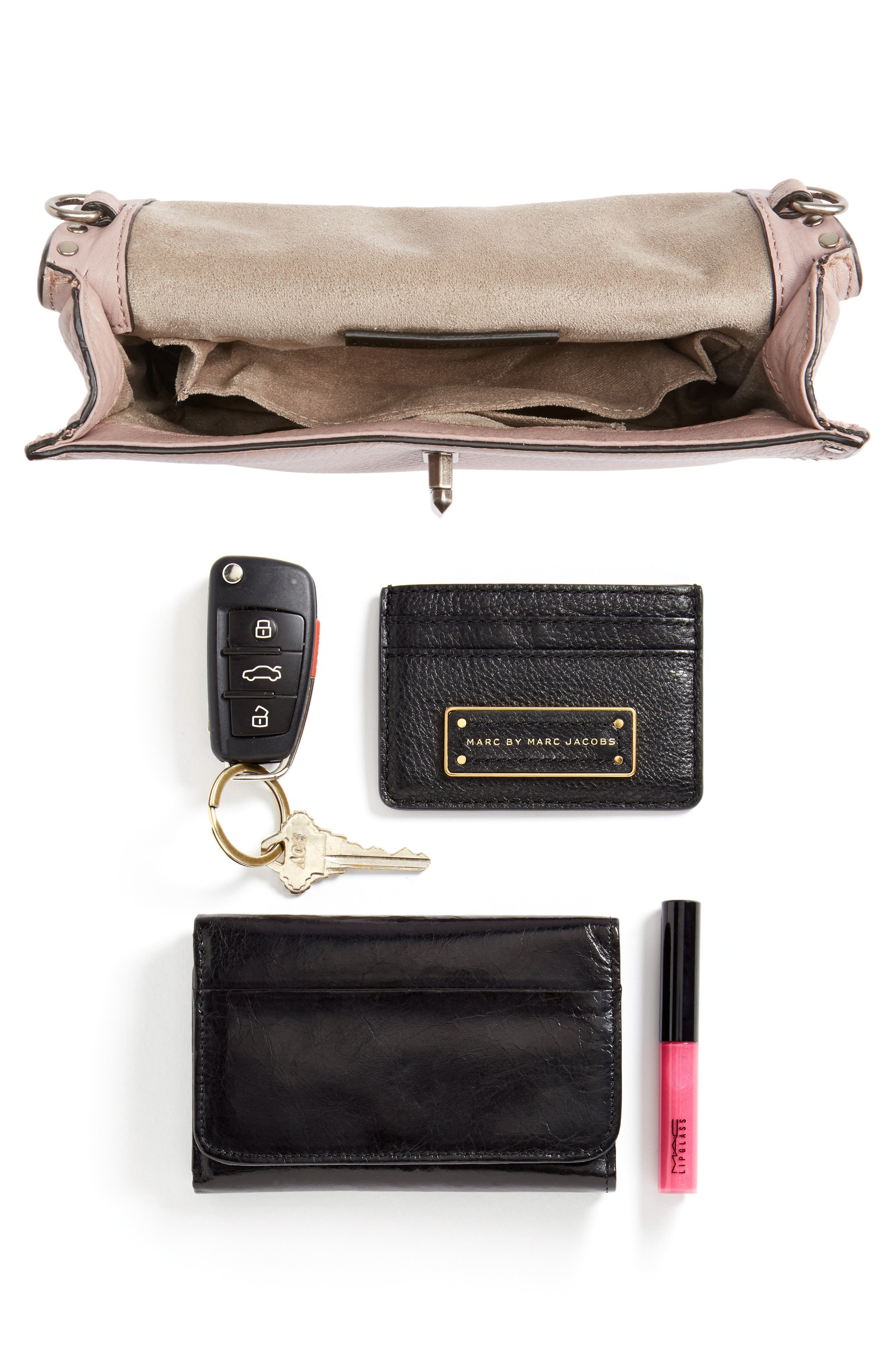 Darren Top Handle Crossbody Bag,                             Alternate thumbnail 6, color,