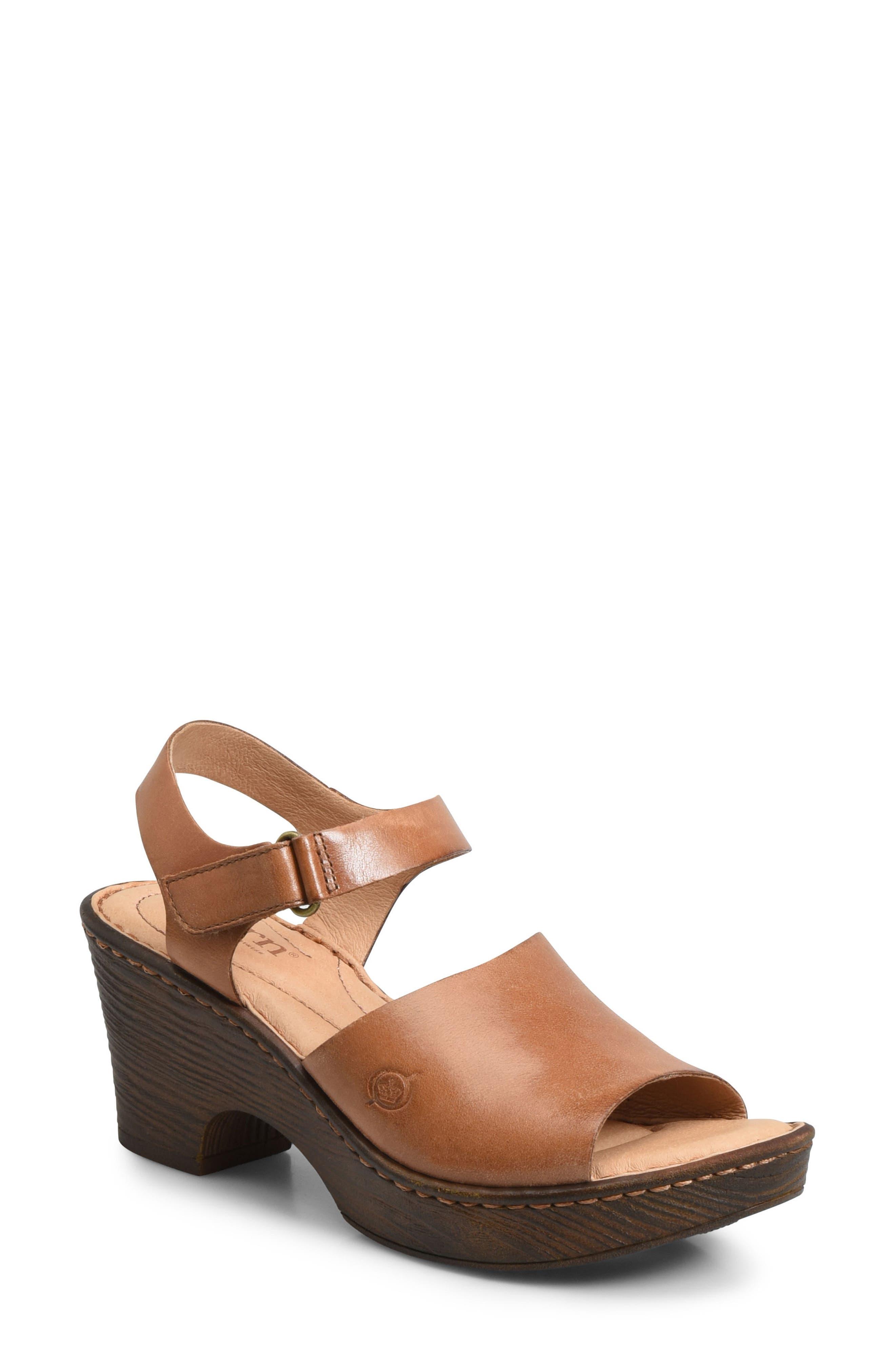 Børn Canna Platform Sandal (Women)