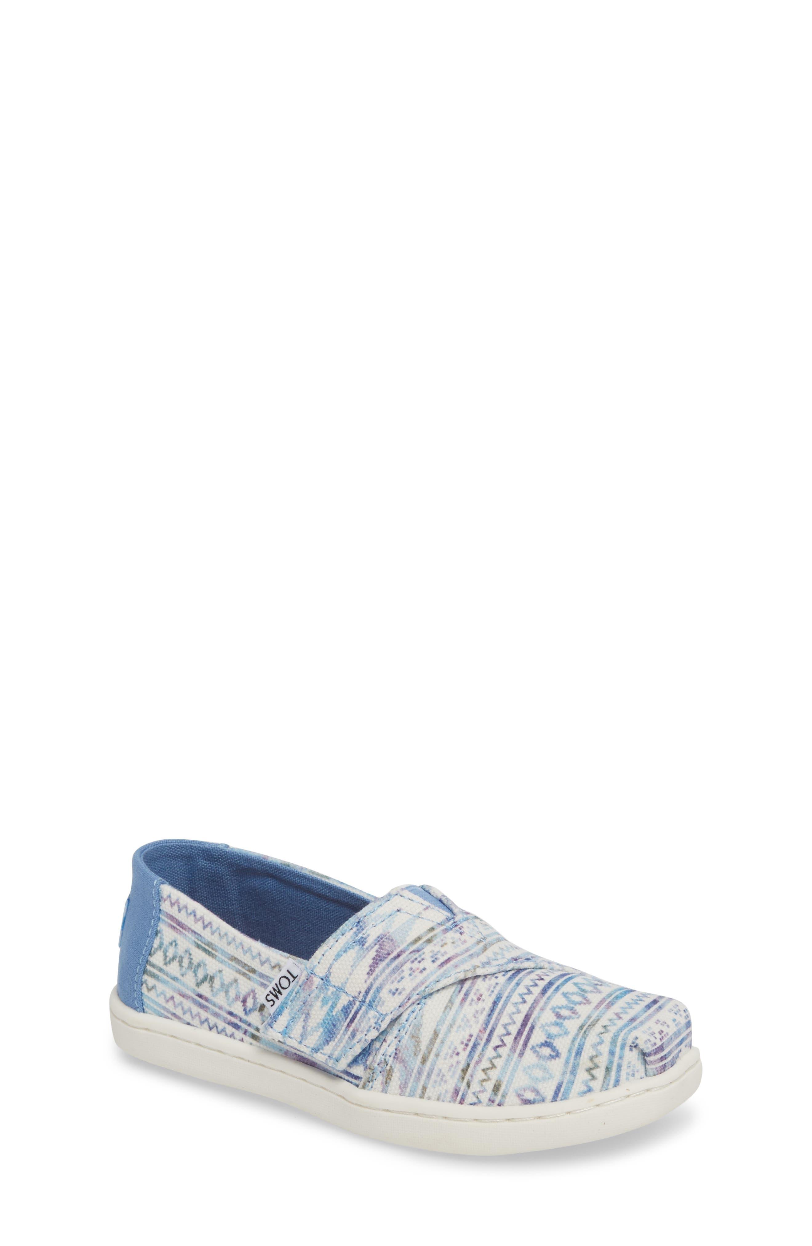 5b9a77ffa08 Kids  TOMS For Walker Girls (12-24 Months) Shoes