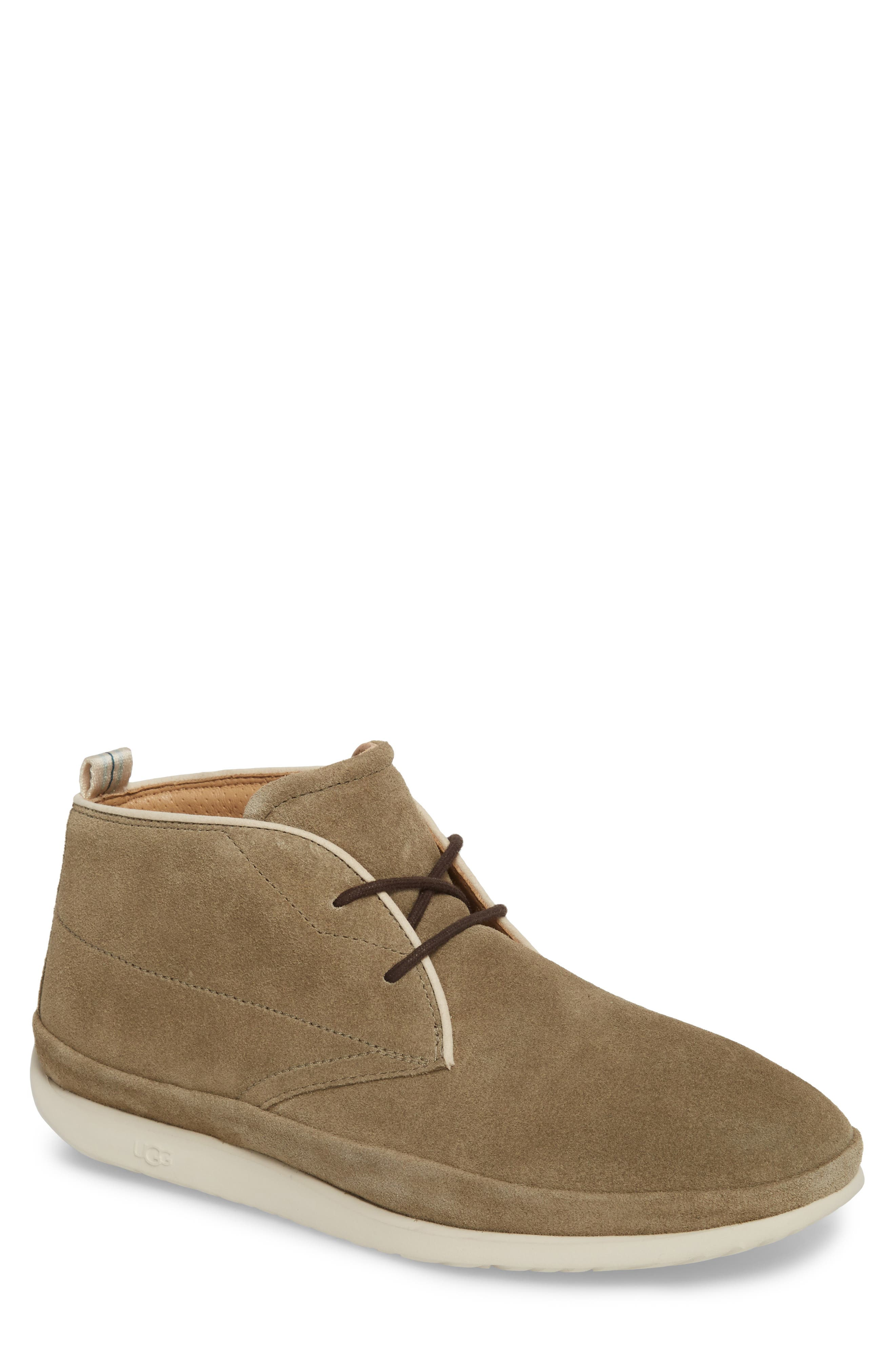 Cali Chukka Boot,                             Main thumbnail 1, color,                             Antilope Leather