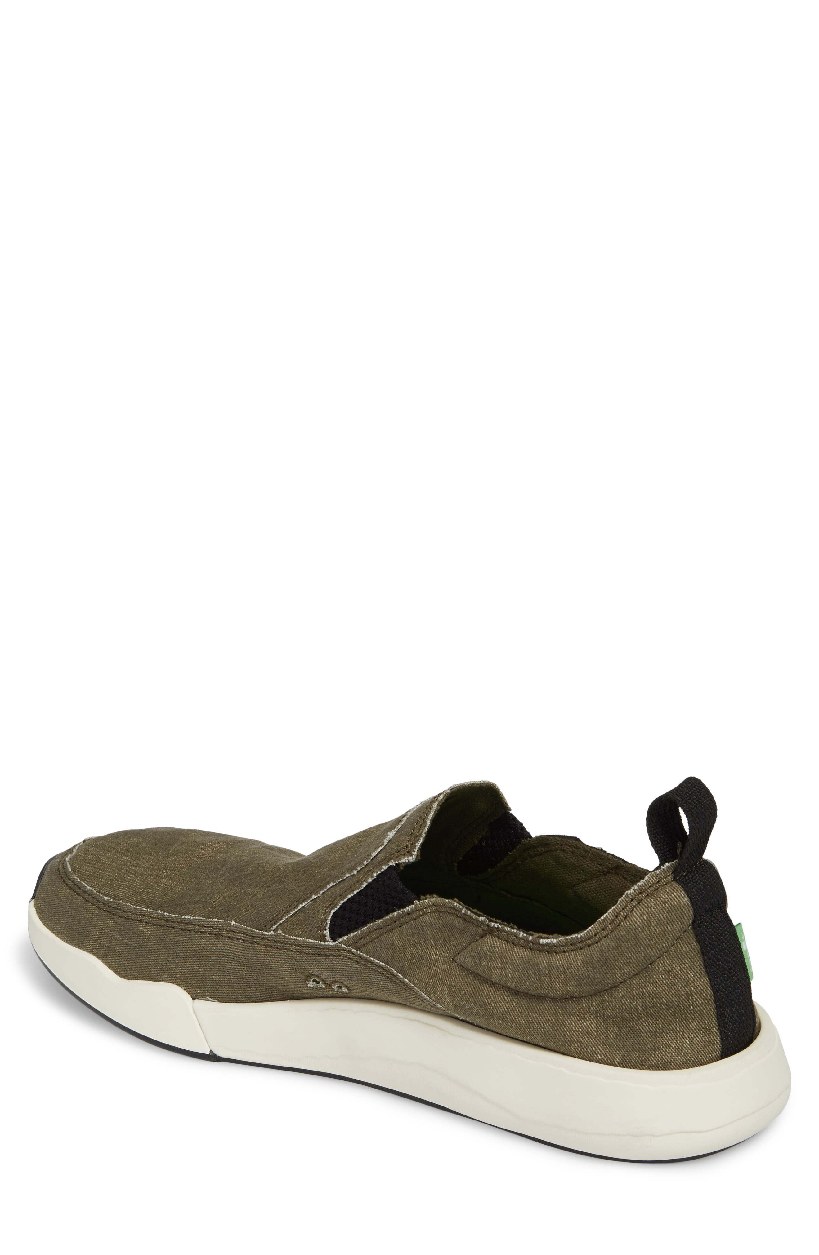 Chiba Quest Slip-On Sneaker,                             Alternate thumbnail 2, color,                             Olive