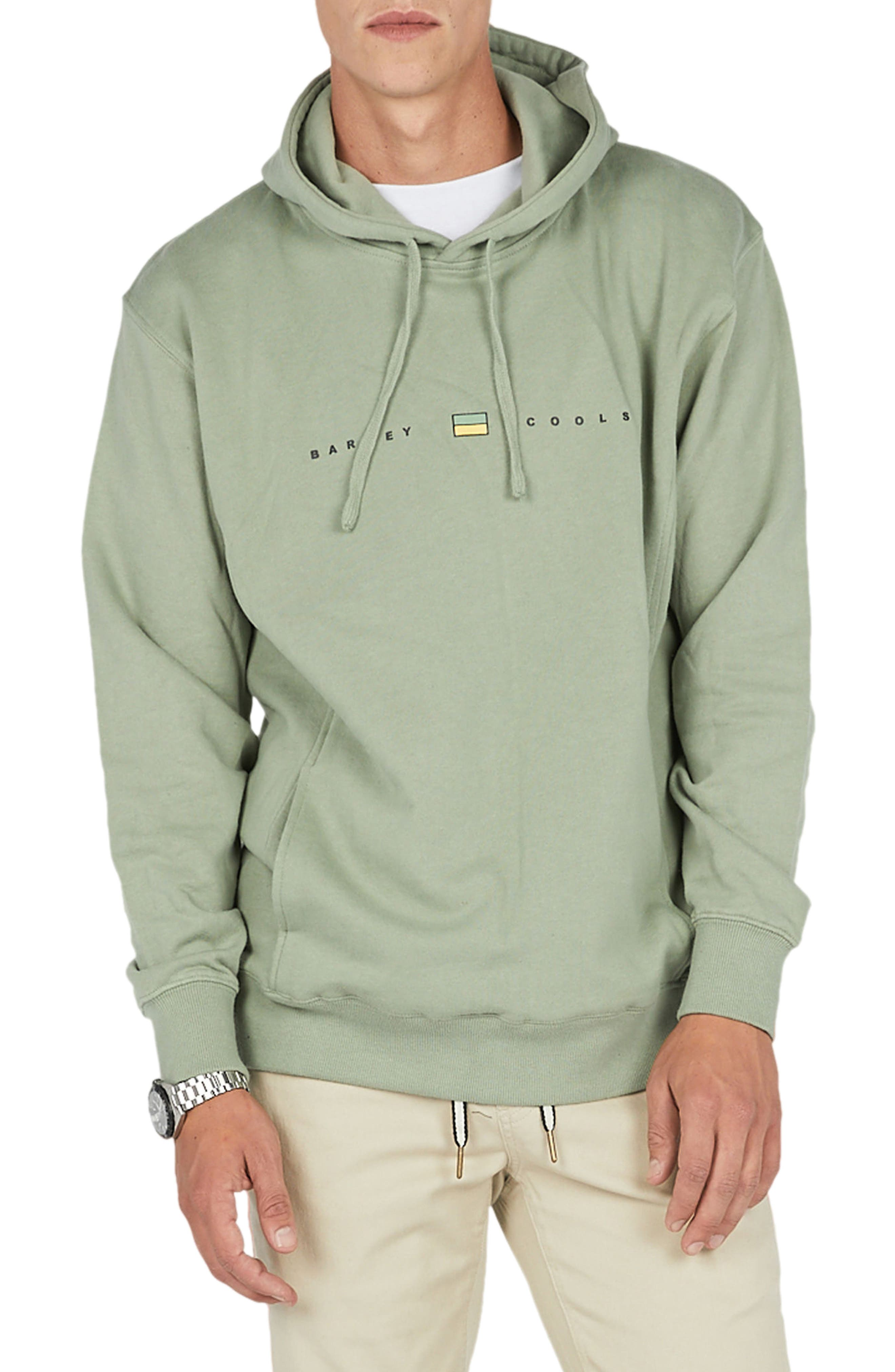 B. Cause Hoodie,                             Main thumbnail 1, color,                             Seagrass