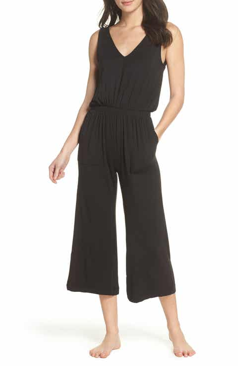 David Lerner Crop Jumpsuit