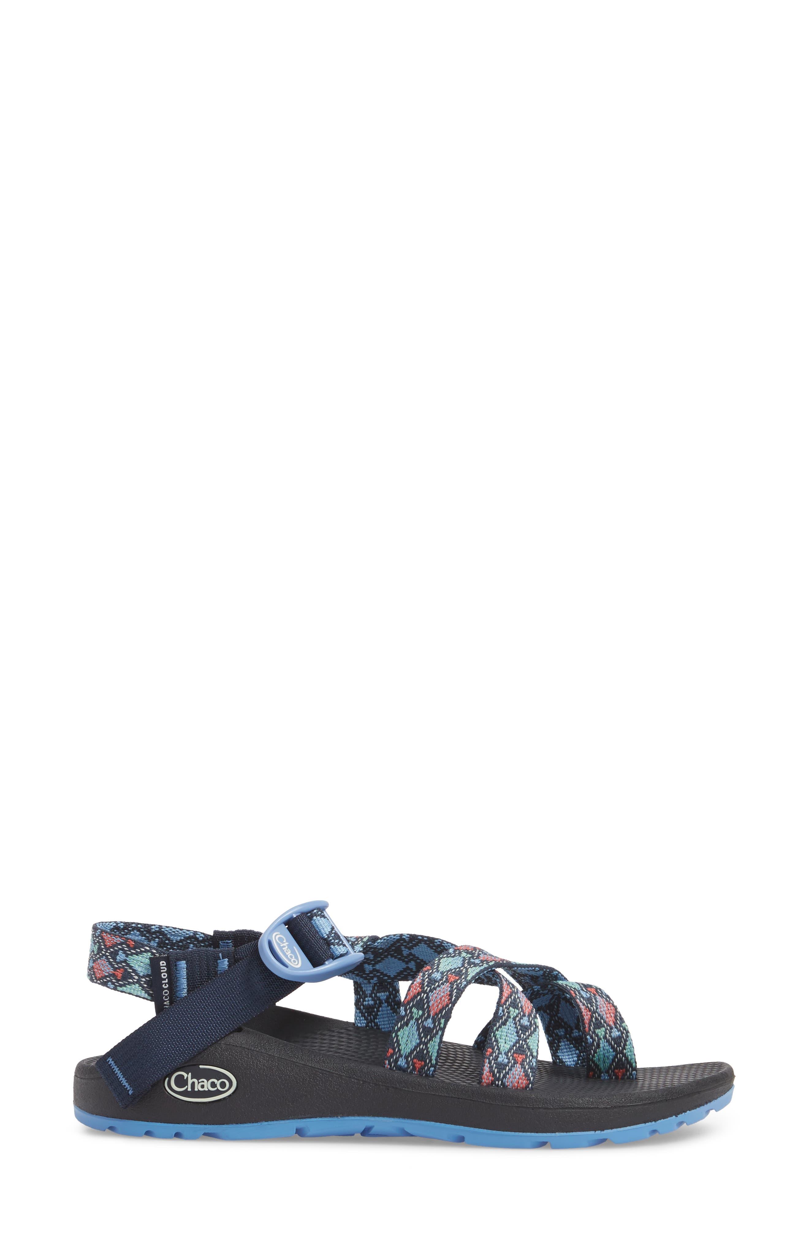 Z/Cloud 2 Sport Sandal,                             Alternate thumbnail 3, color,                             Trace Eclipse