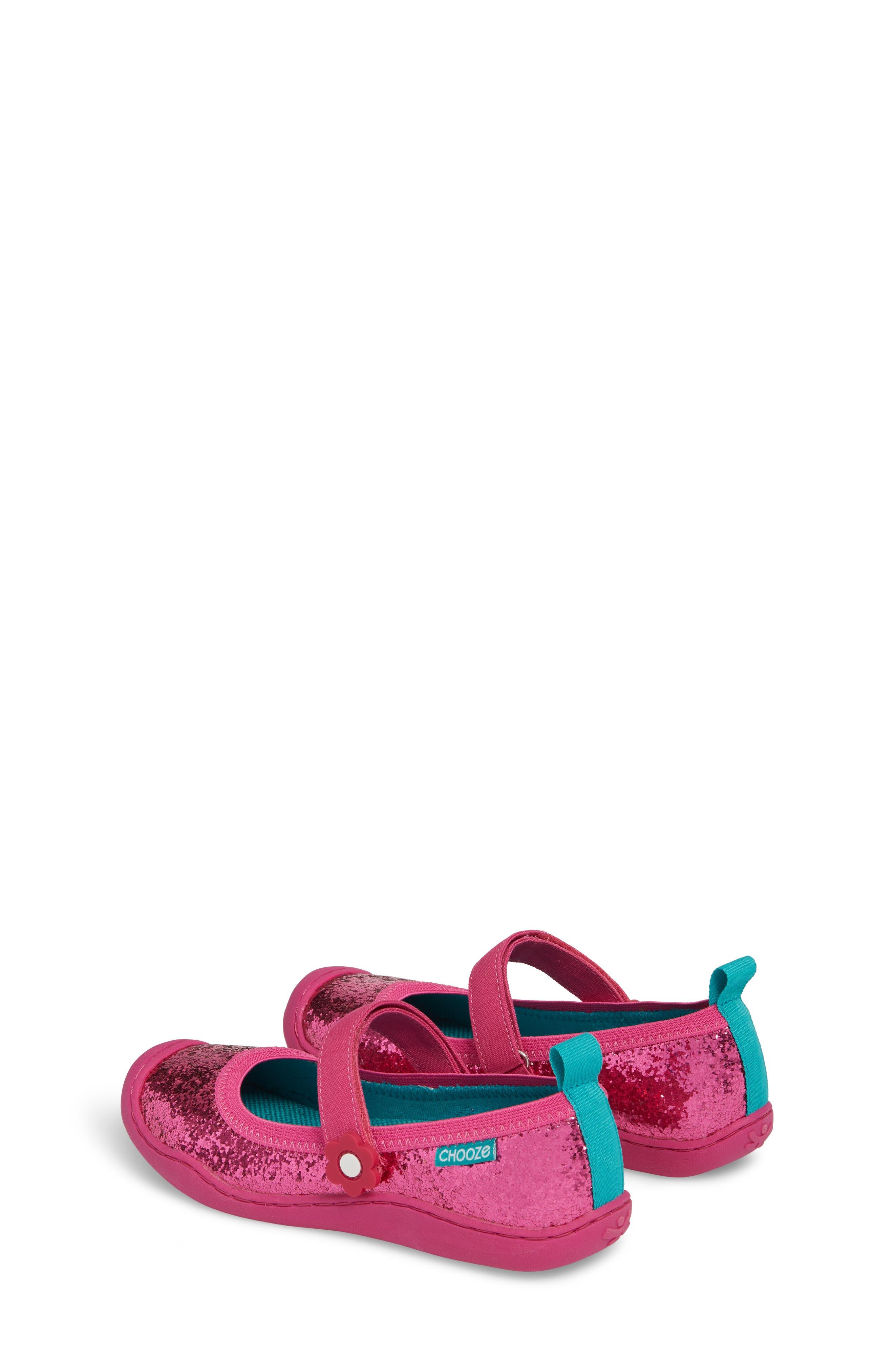 Steady Shimmer Mary Jane Sneaker,                             Alternate thumbnail 2, color,                             Tulip