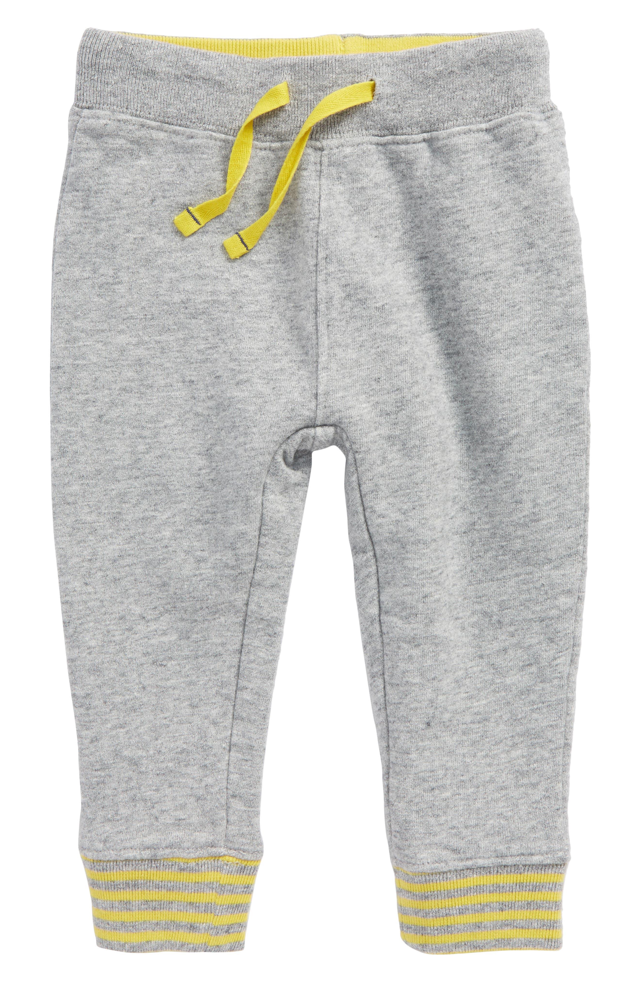 Essential Jersey Jogger Pants,                         Main,                         color, Grey Marl