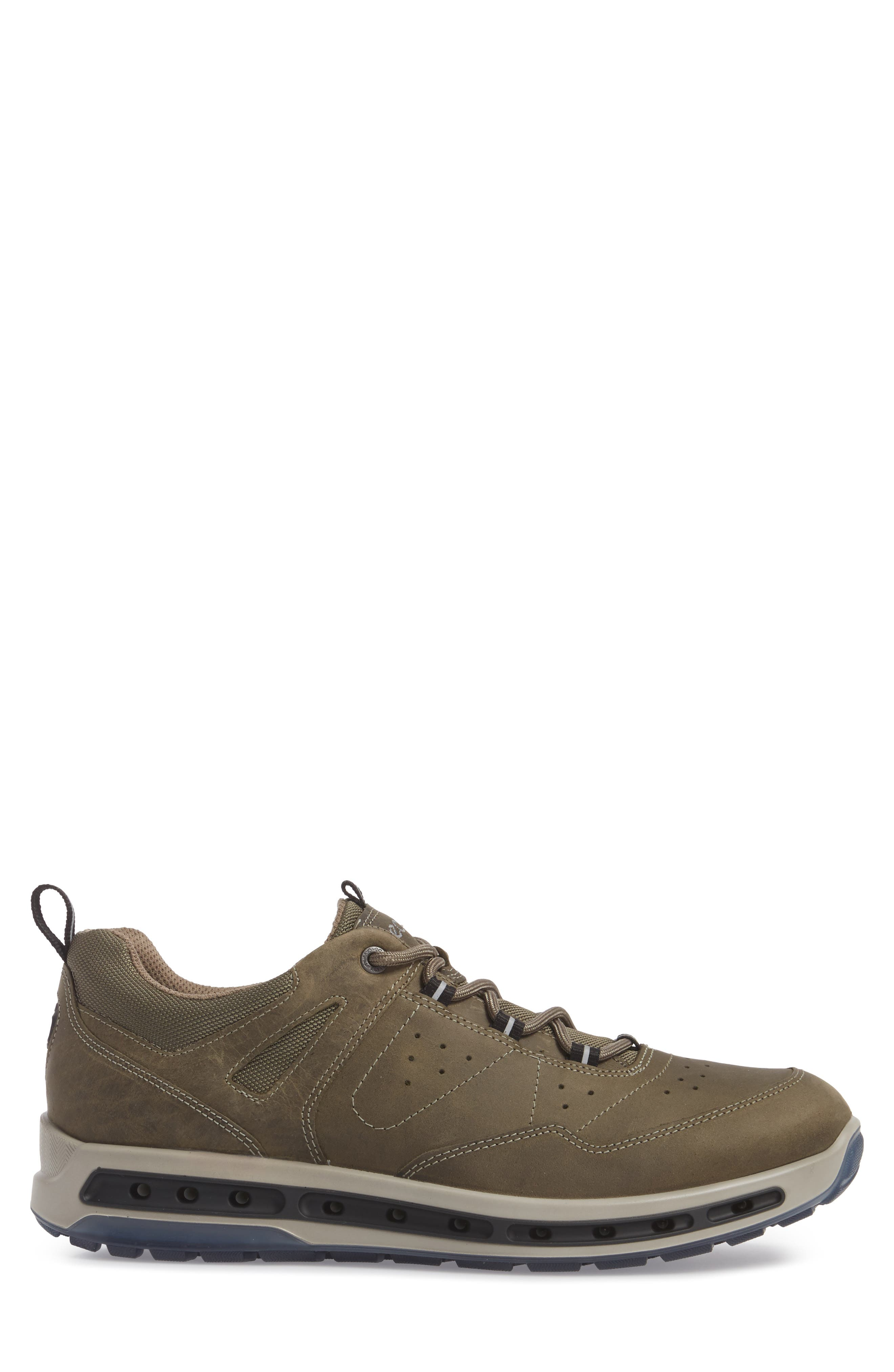 Cool Walk Gore-Tex<sup>®</sup> Sneaker,                             Alternate thumbnail 3, color,                             Tarmac Leather