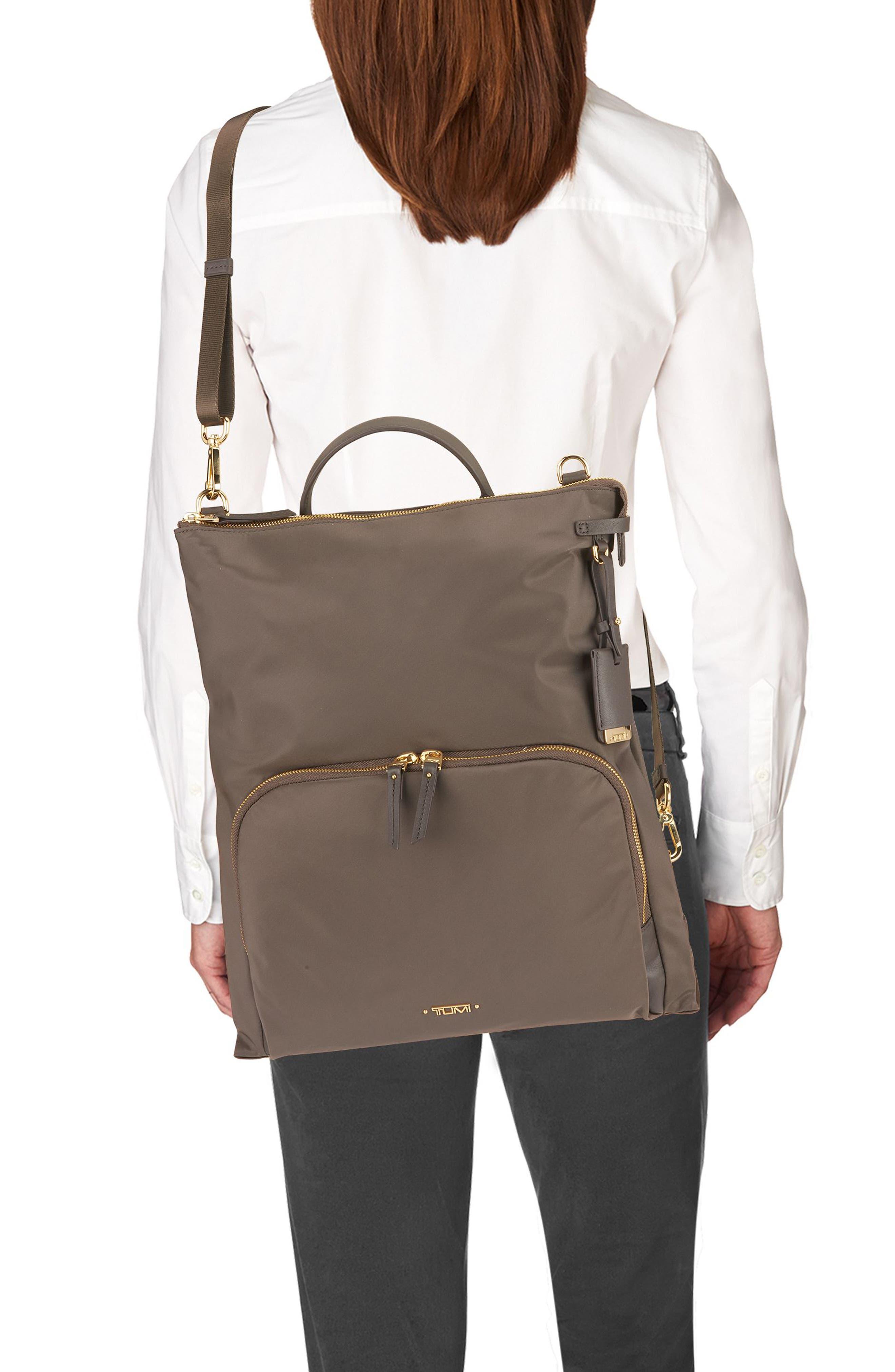 Voyageur - Jackie Convertible Crossbody Bag,                             Alternate thumbnail 2, color,                             Mink